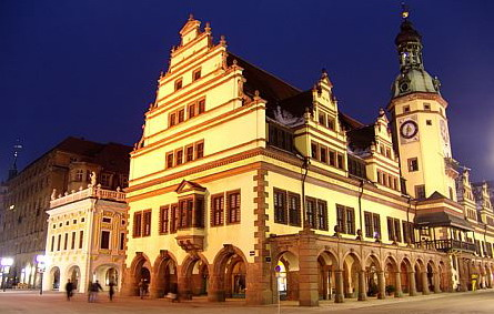 Leipzig Old City Hall