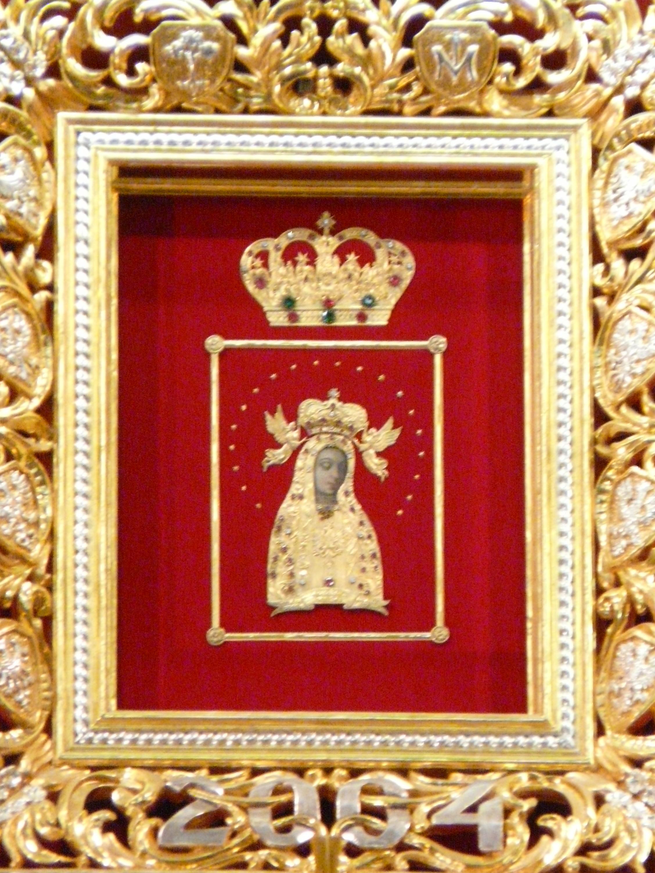 Obraz Matki Boskiej Licheńskiej – Wikipedia, wolna encyklopedia