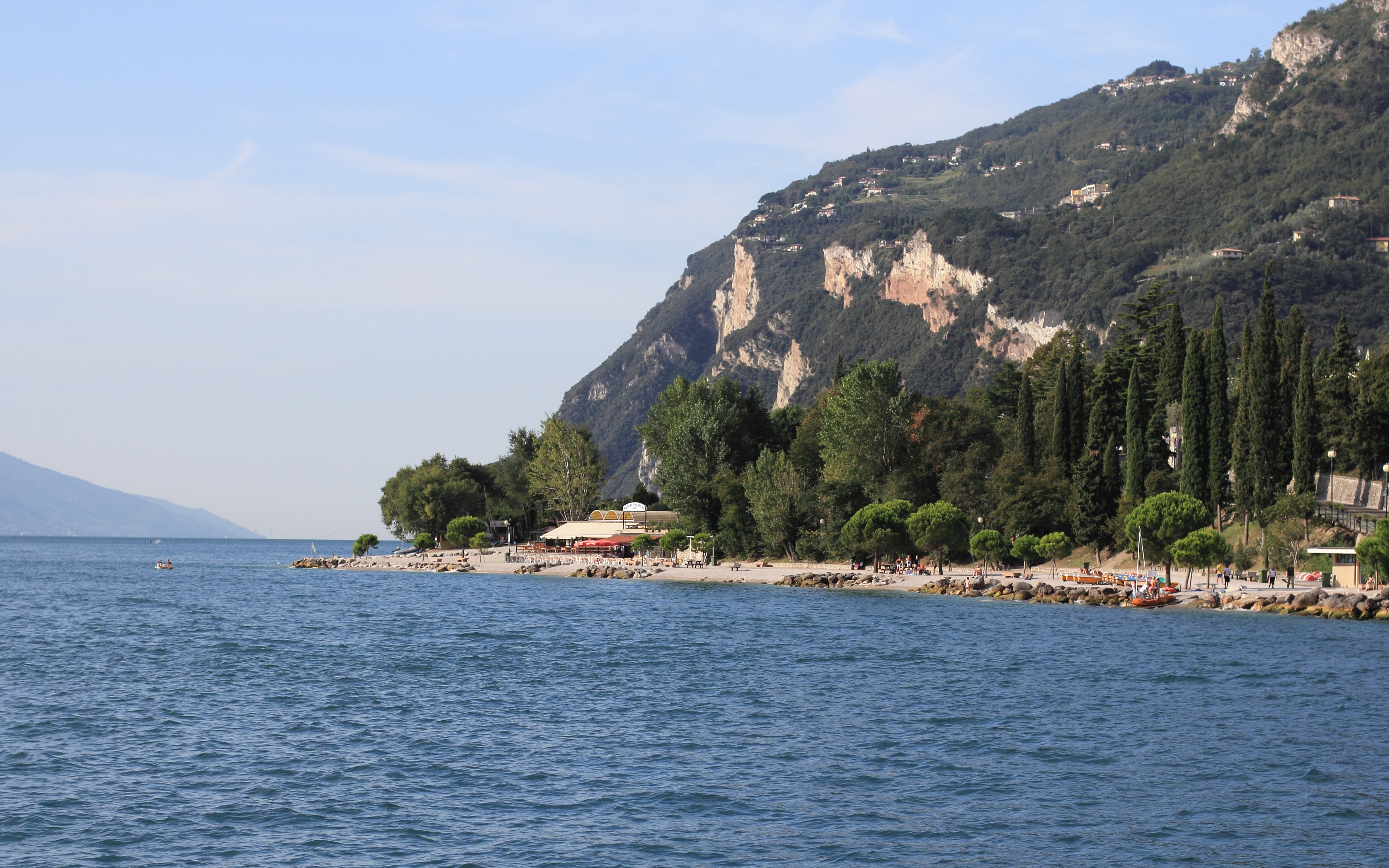 Hotel Lido Limone Sul Garda Bs Italien