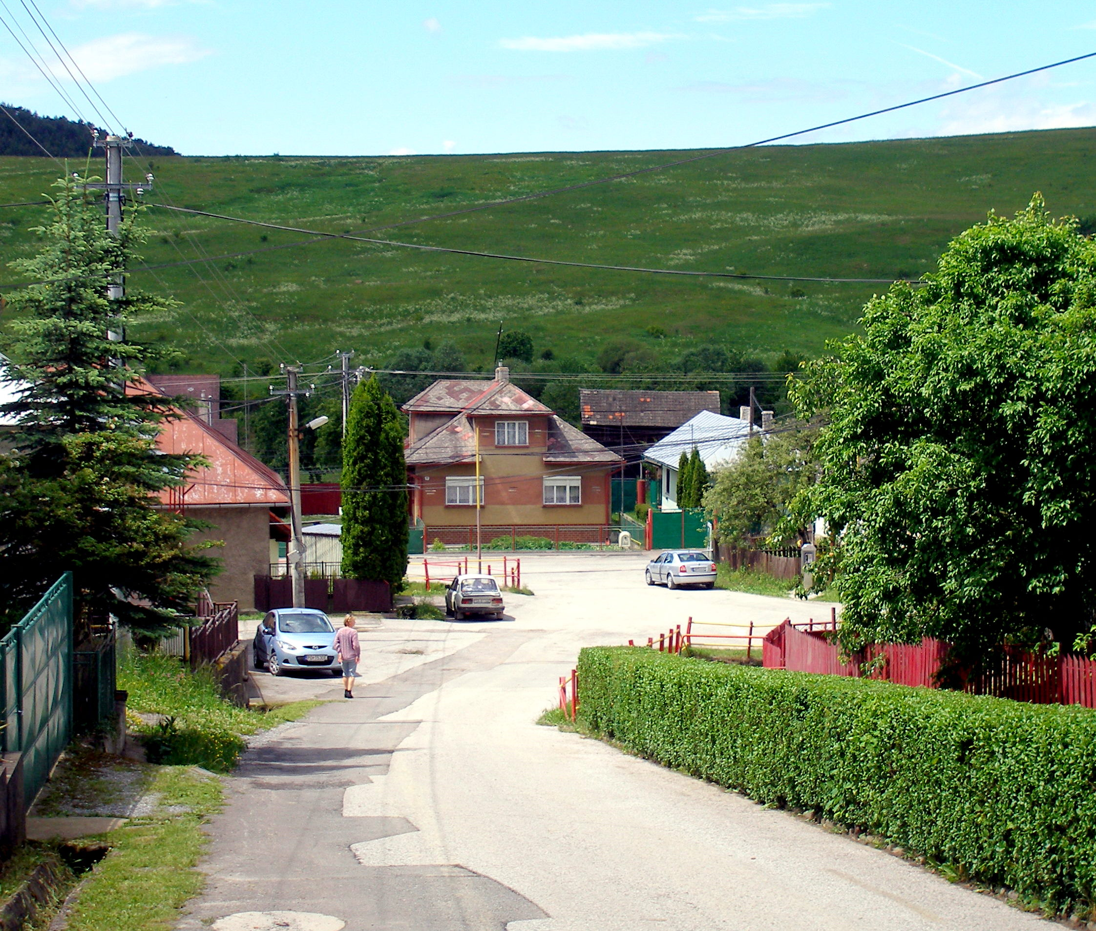 Lúčka, Sabinov District