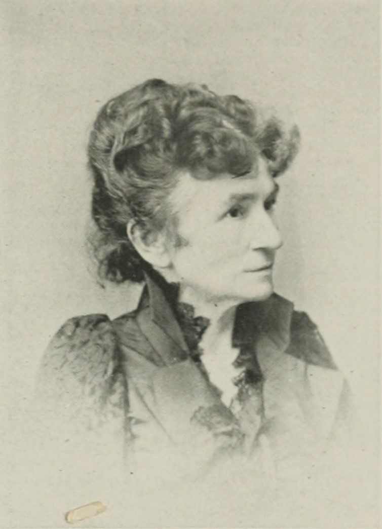 MRS. AUGUSTUS WILSON A woman of the century (page 797 crop).jpg