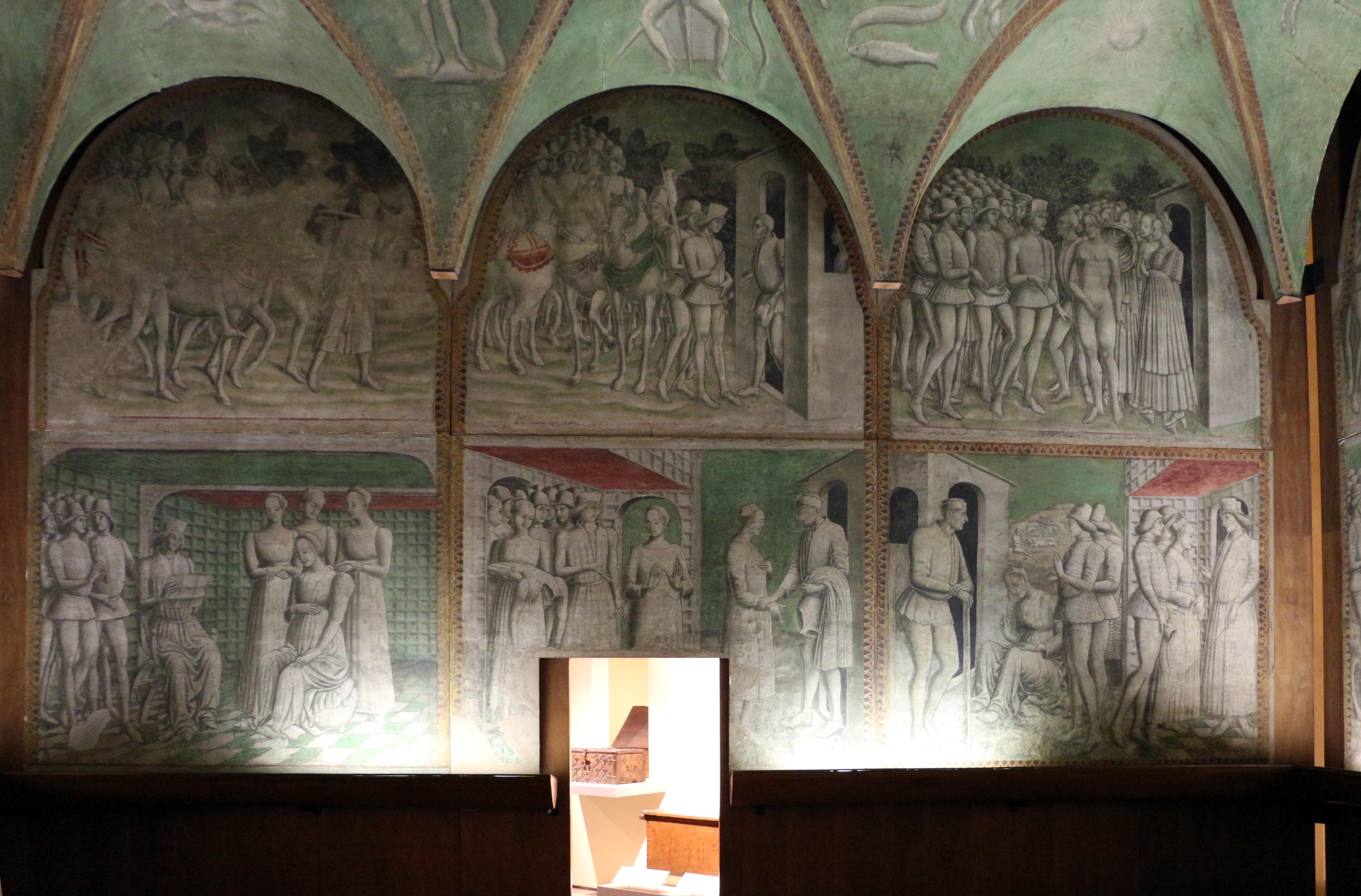 File maniera di niccol da varallo affreschi con storie for 3 case di storia in california