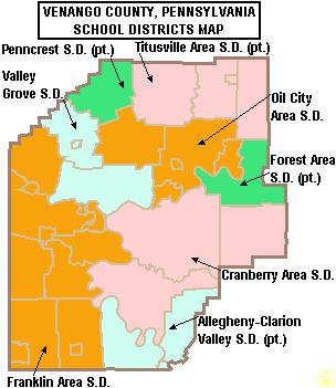 Filemap of venango county pennsylvania school districtsg filemap of venango county pennsylvania school districtsg altavistaventures Images