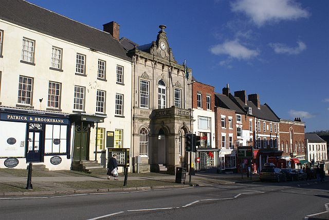 Ashbourne, Derbyshire - Wikipedia