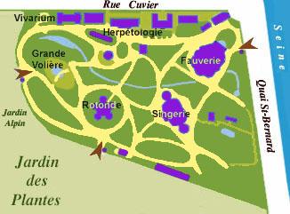 M nagerie du jardin des plantes wikiwand for Jardin animaux paris