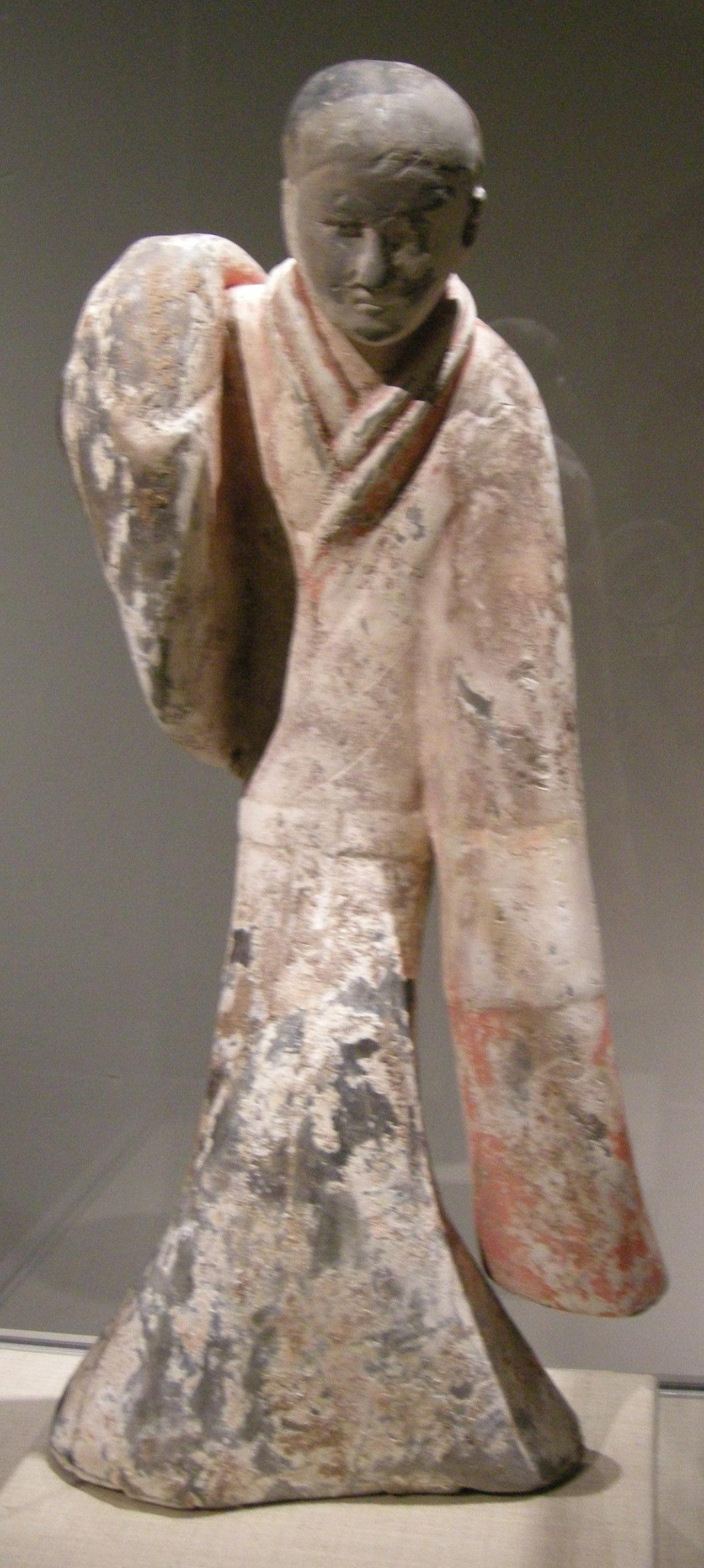 Met C Female Dancer C Western Han Dynasty C Nd Century Bc