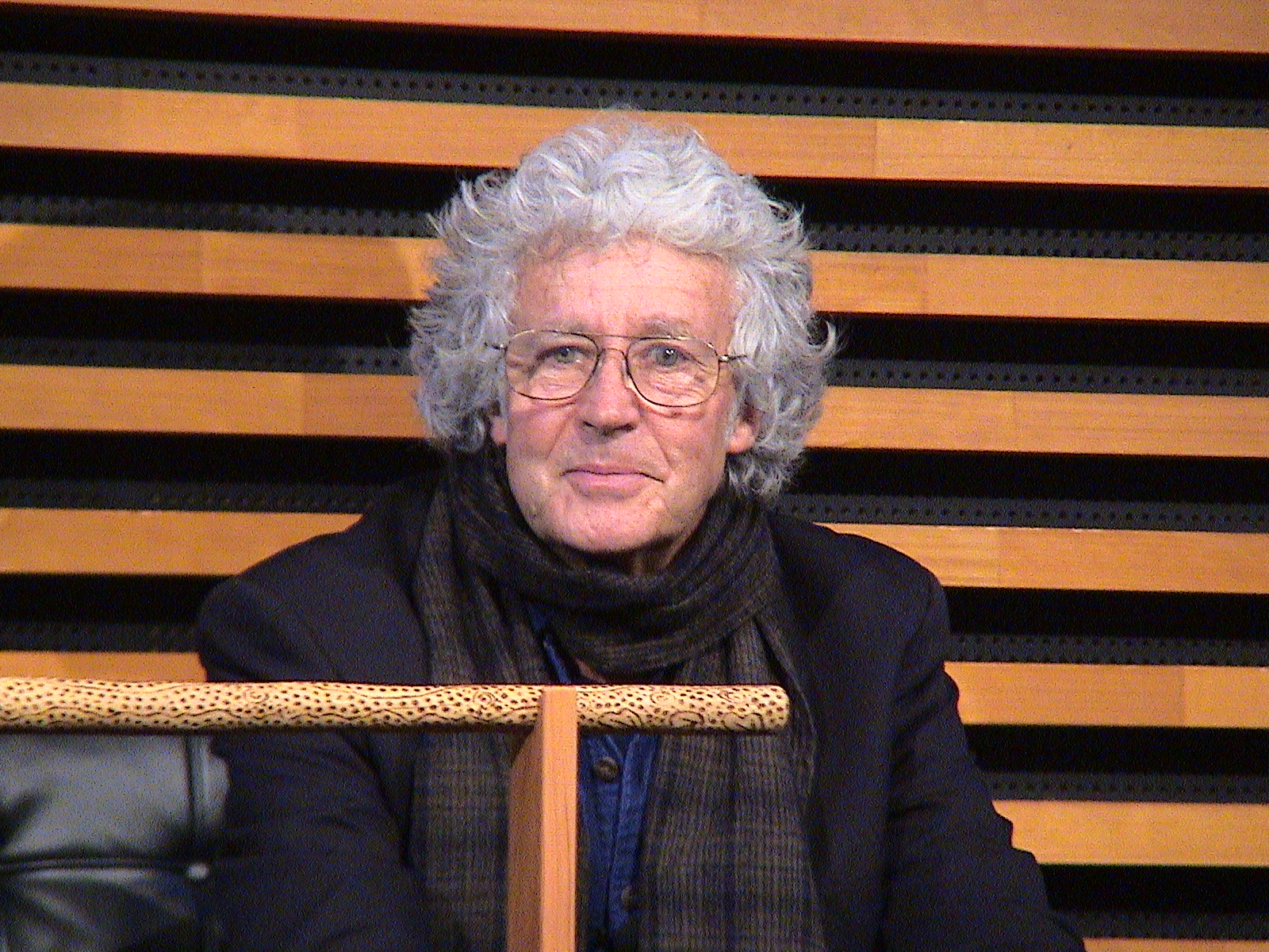 Photo of Michael Leunig