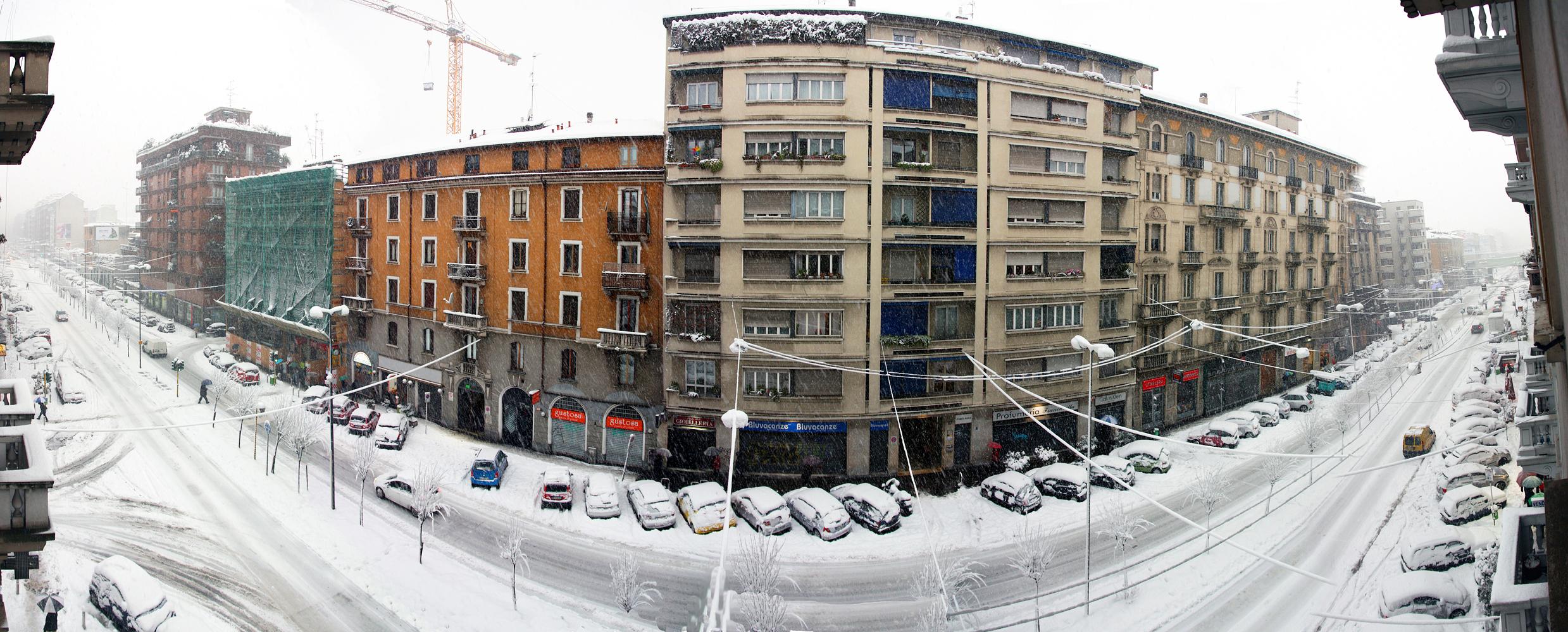 Viale Monza - Wikipedia
