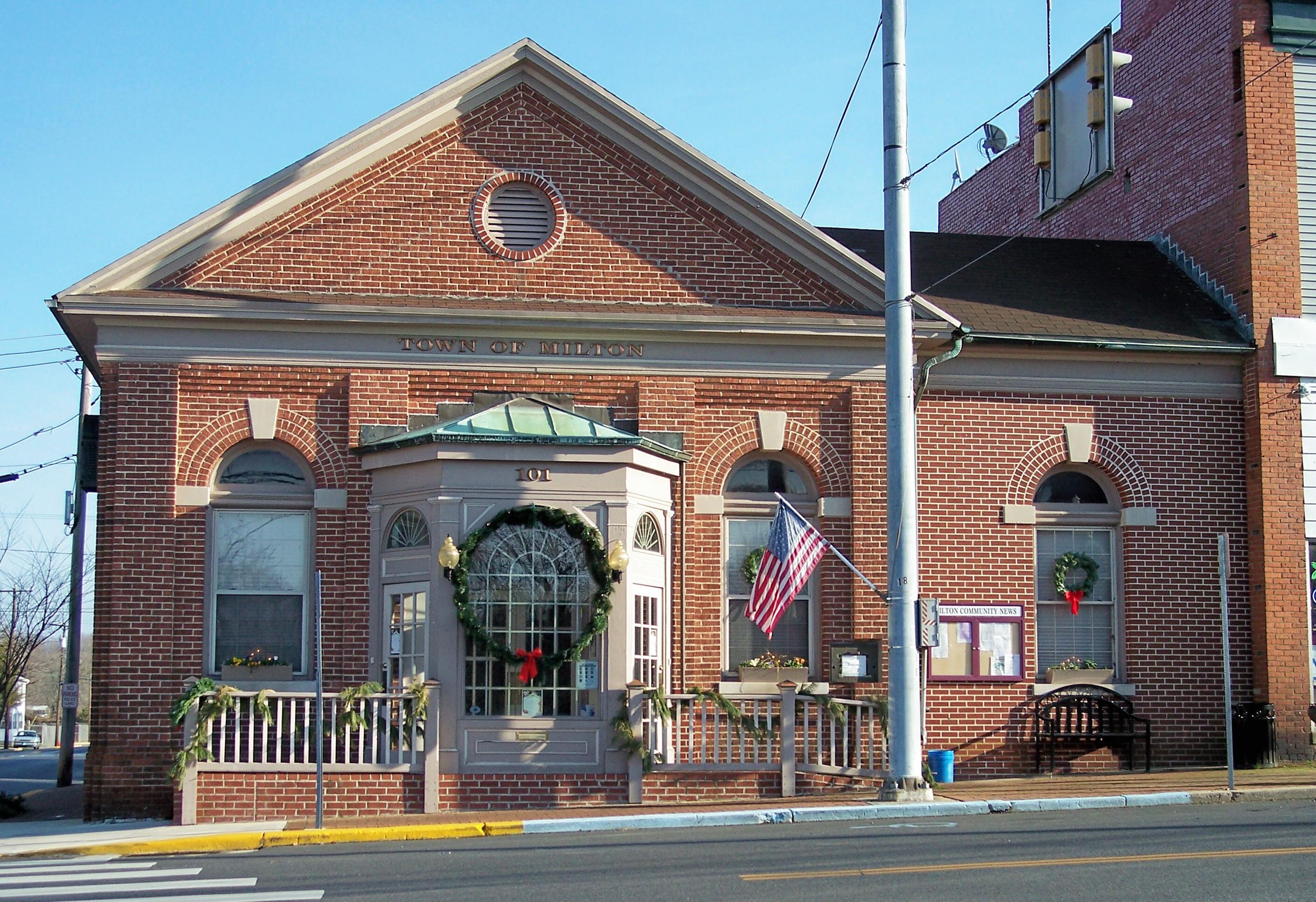 Milton, Delaware - Wikipedia, the free encyclopediadelaware town
