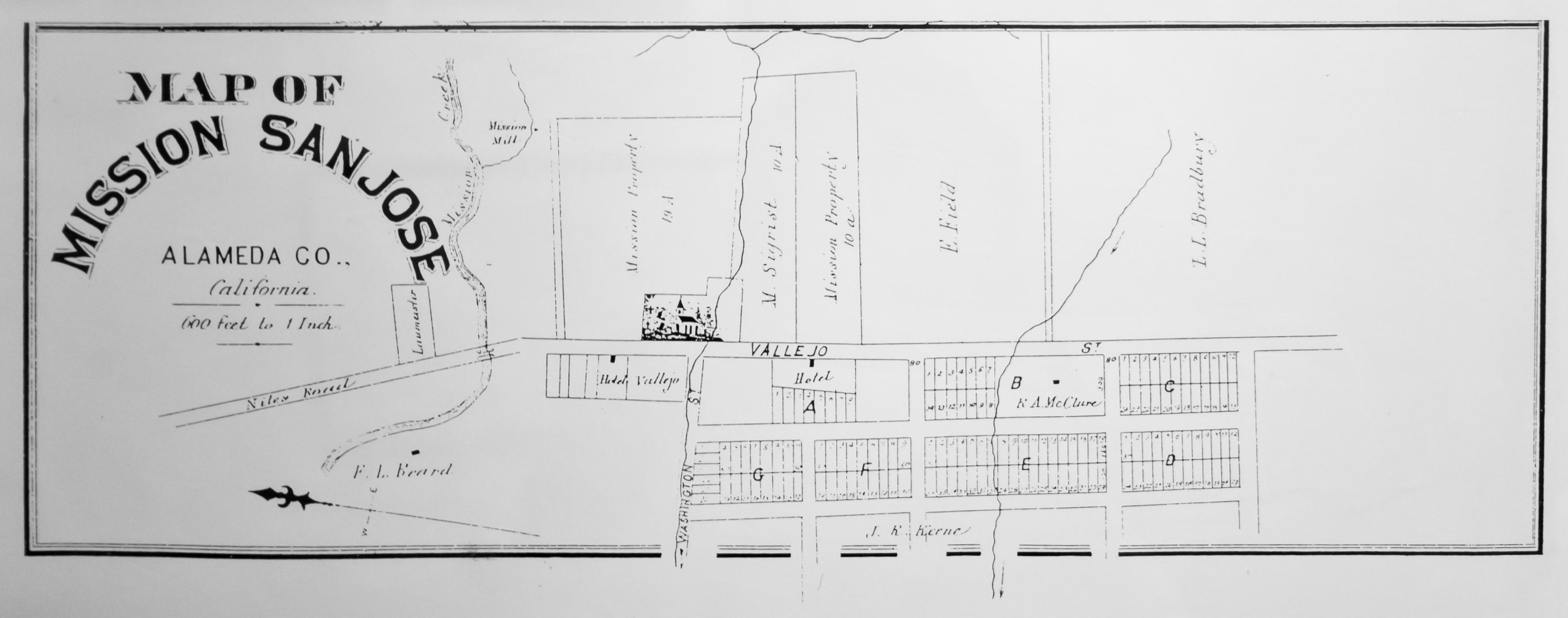 FileMission San Jose Map Jpg Wikimedia Commons - Map of usa showing san jose