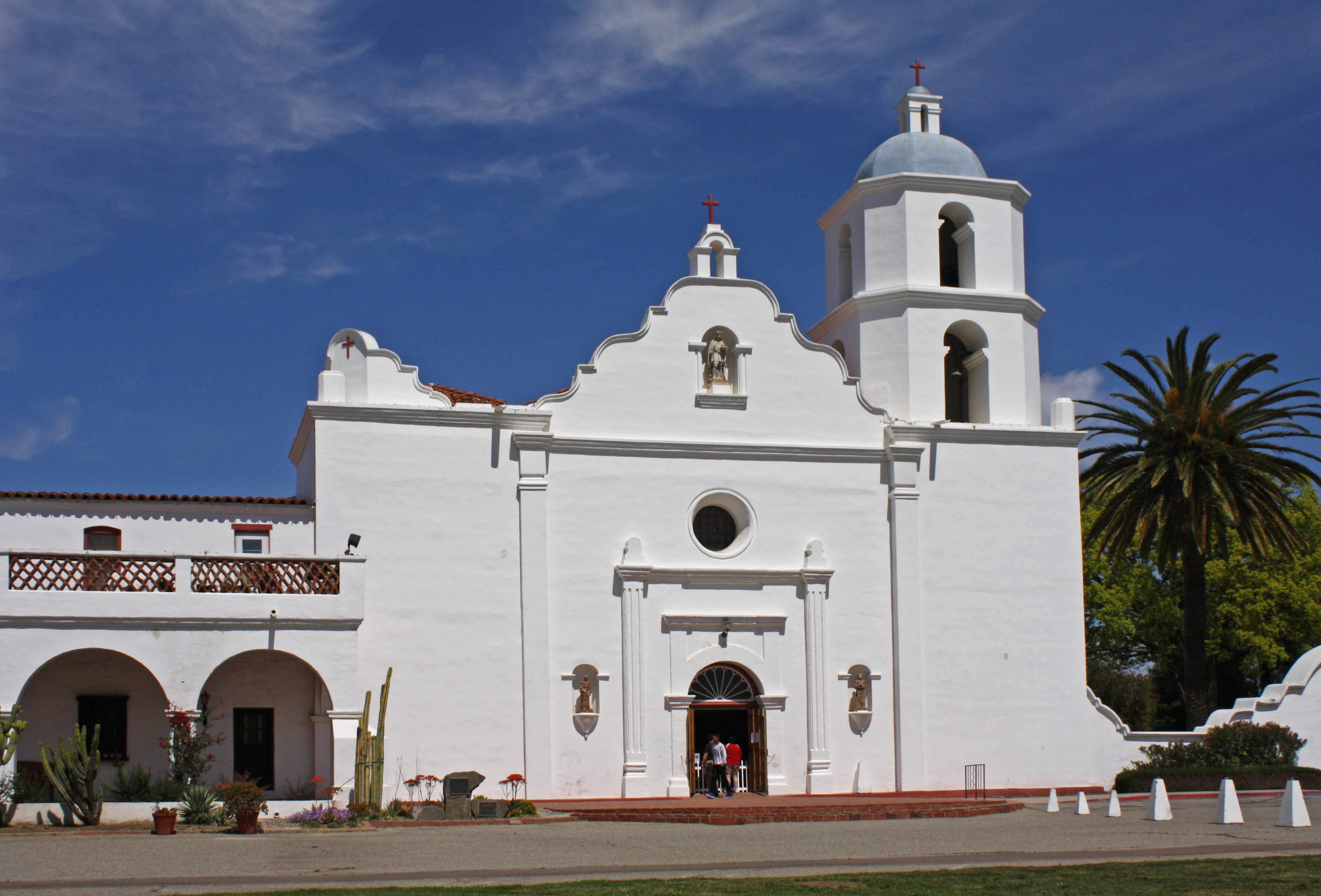 san luis rey dating Dating back to 1798, mission san luis rey de francia is the eighteenth and largest of the 21 california missions  motel 6 oceanside downtown,.