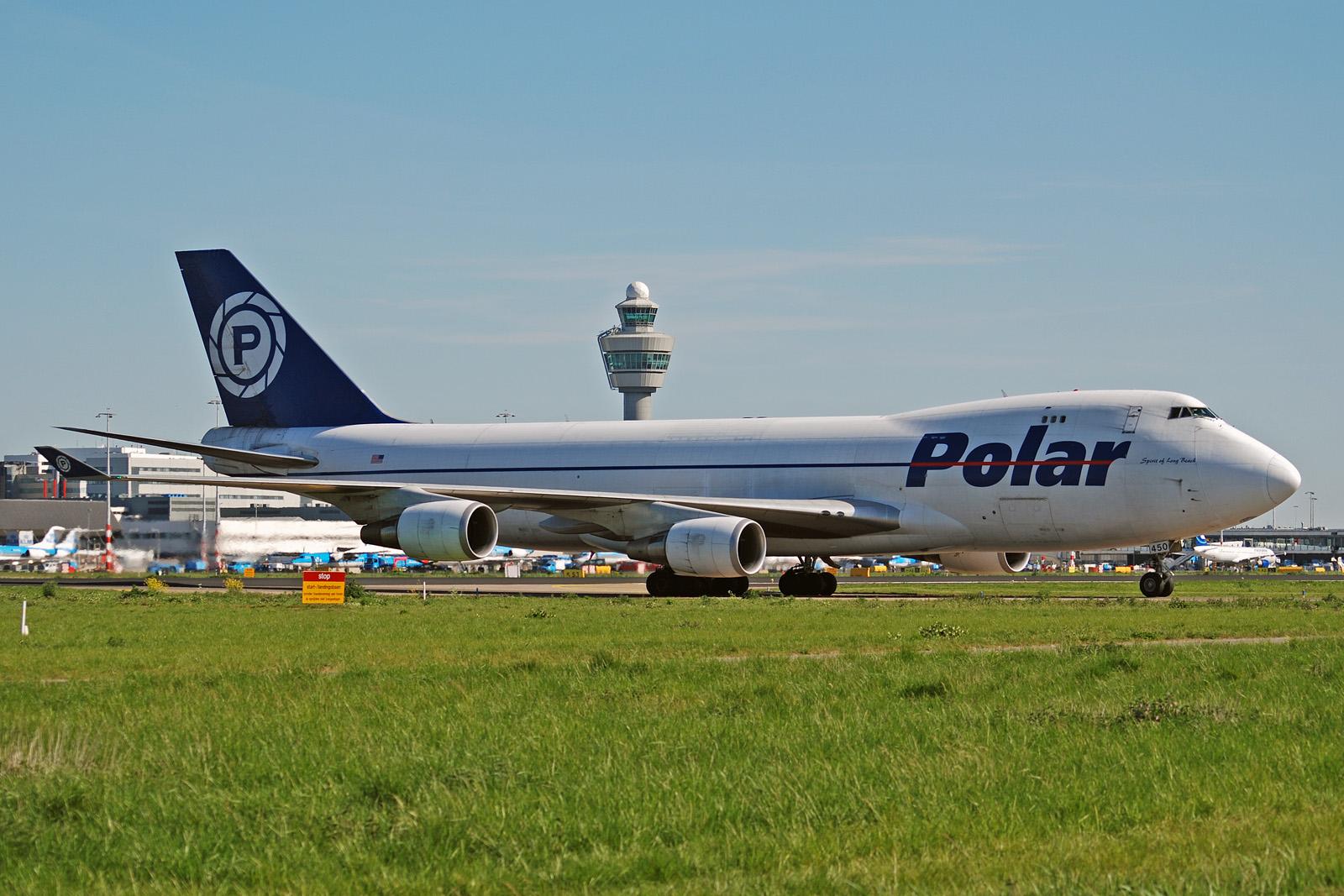 Resultado de imagen para polar air cargo