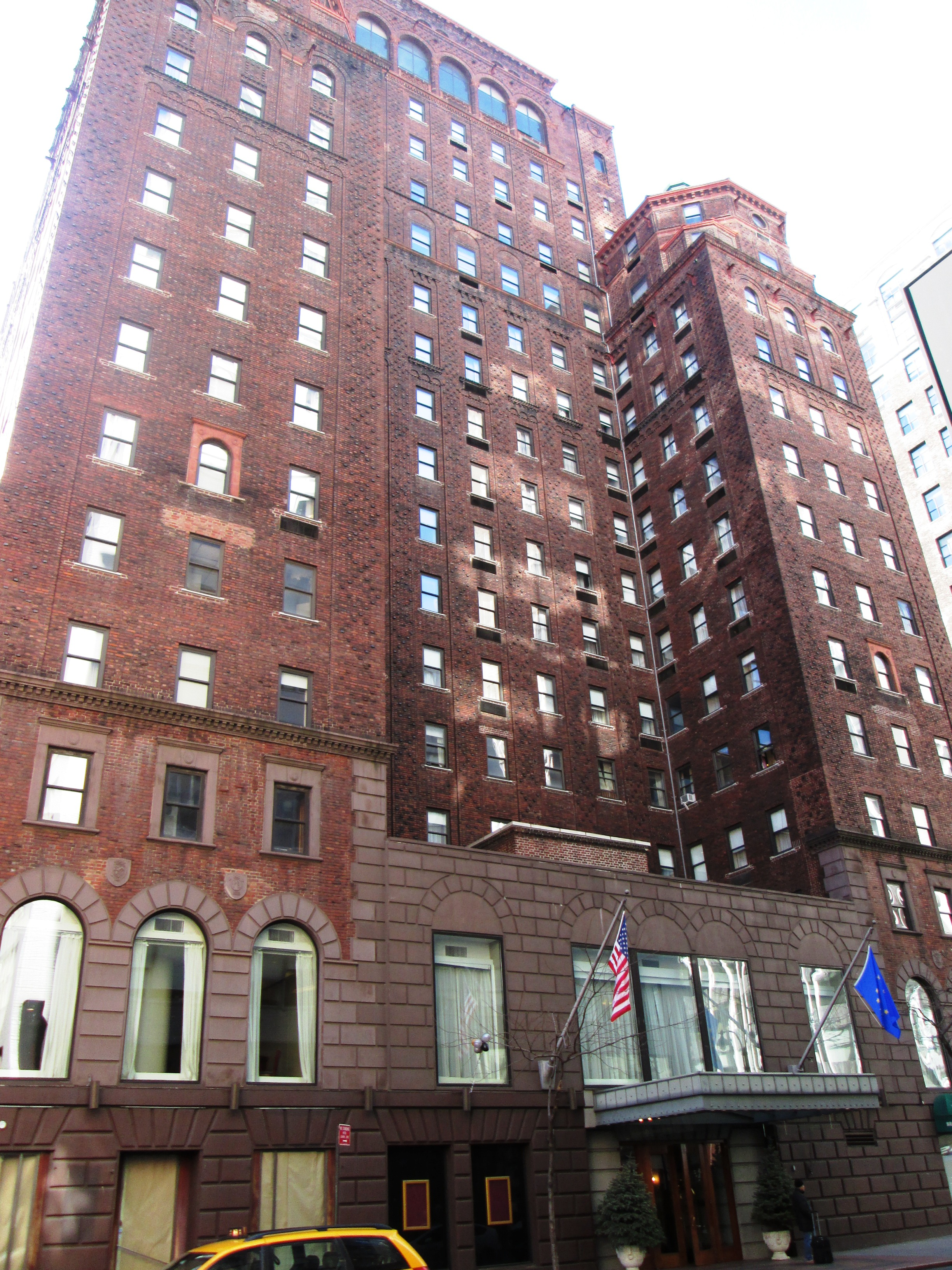 Jolly Madison Towers Hotel New York