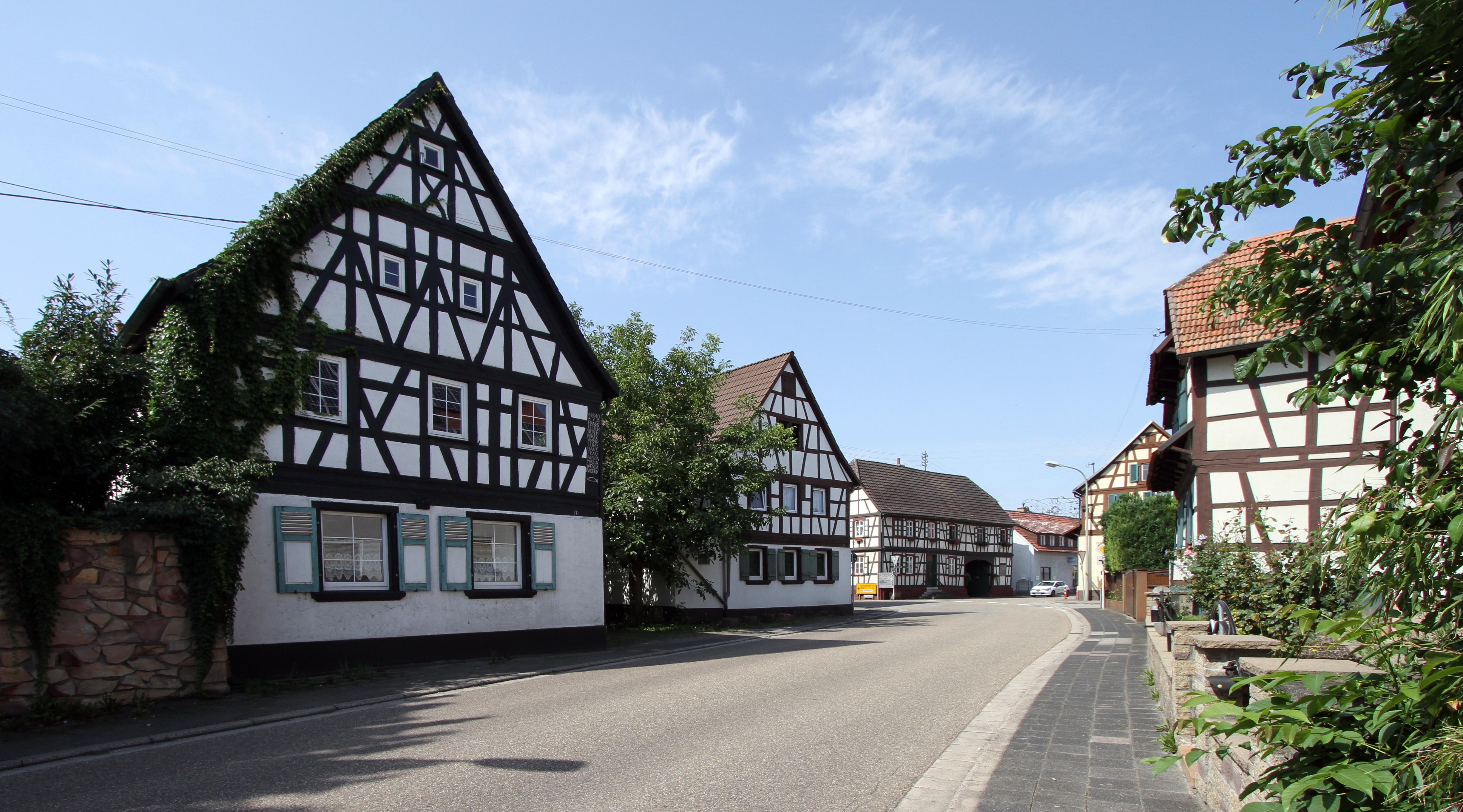 Fähre Neuburg Am Rhein