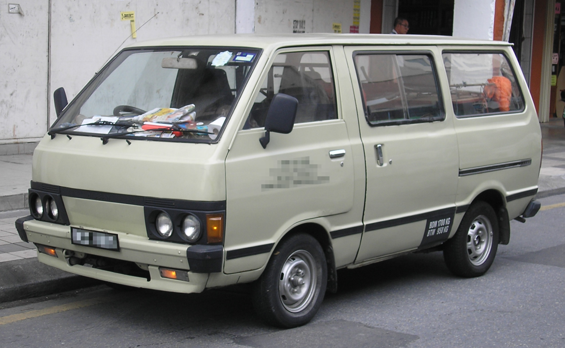 Nissan Vanette Wikiwand