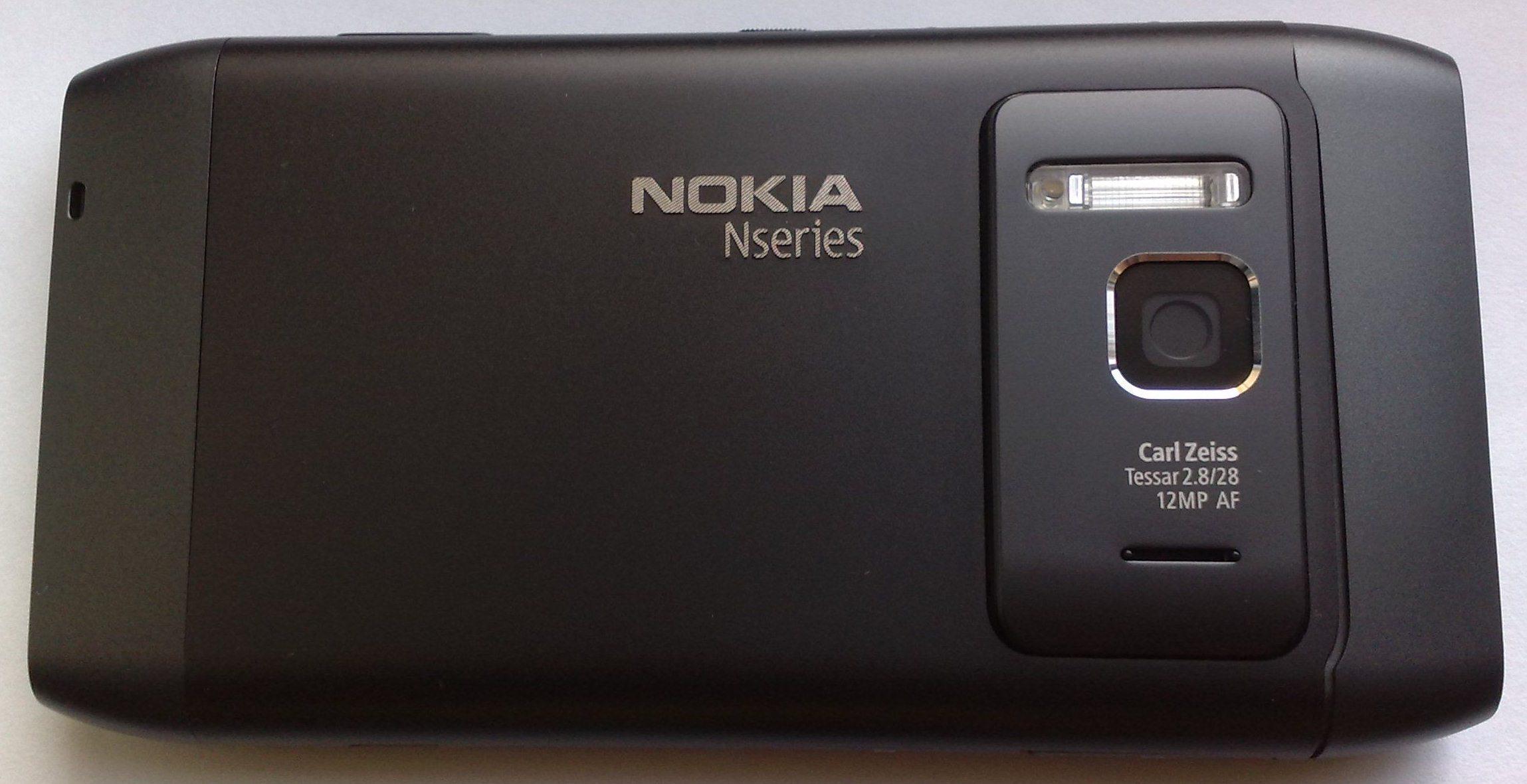 Nokia N8 — Wikipédia
