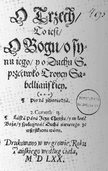 Piotr of Goniadz