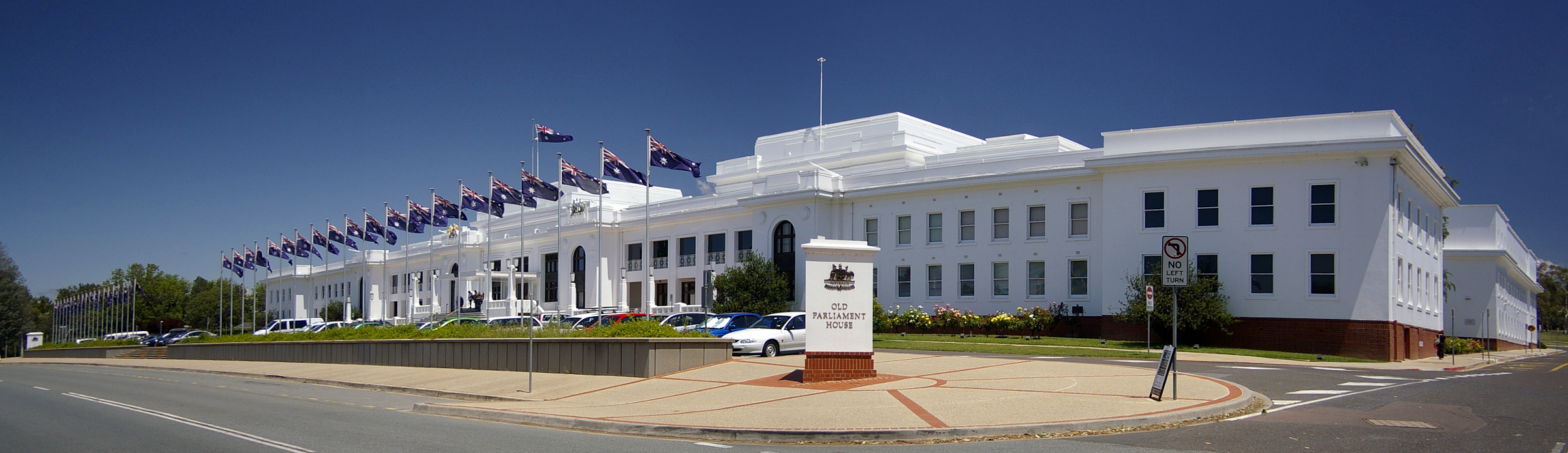 Old parliament house pictures