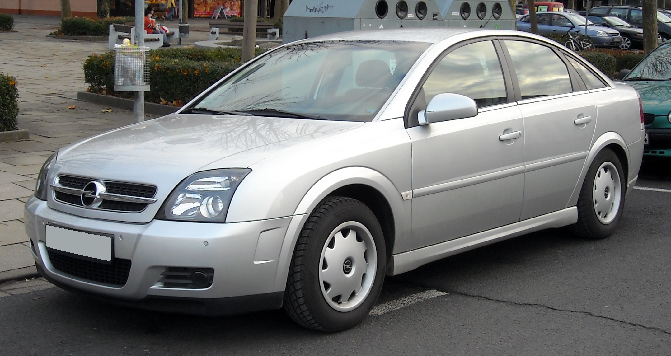 file opel vectra c gts front