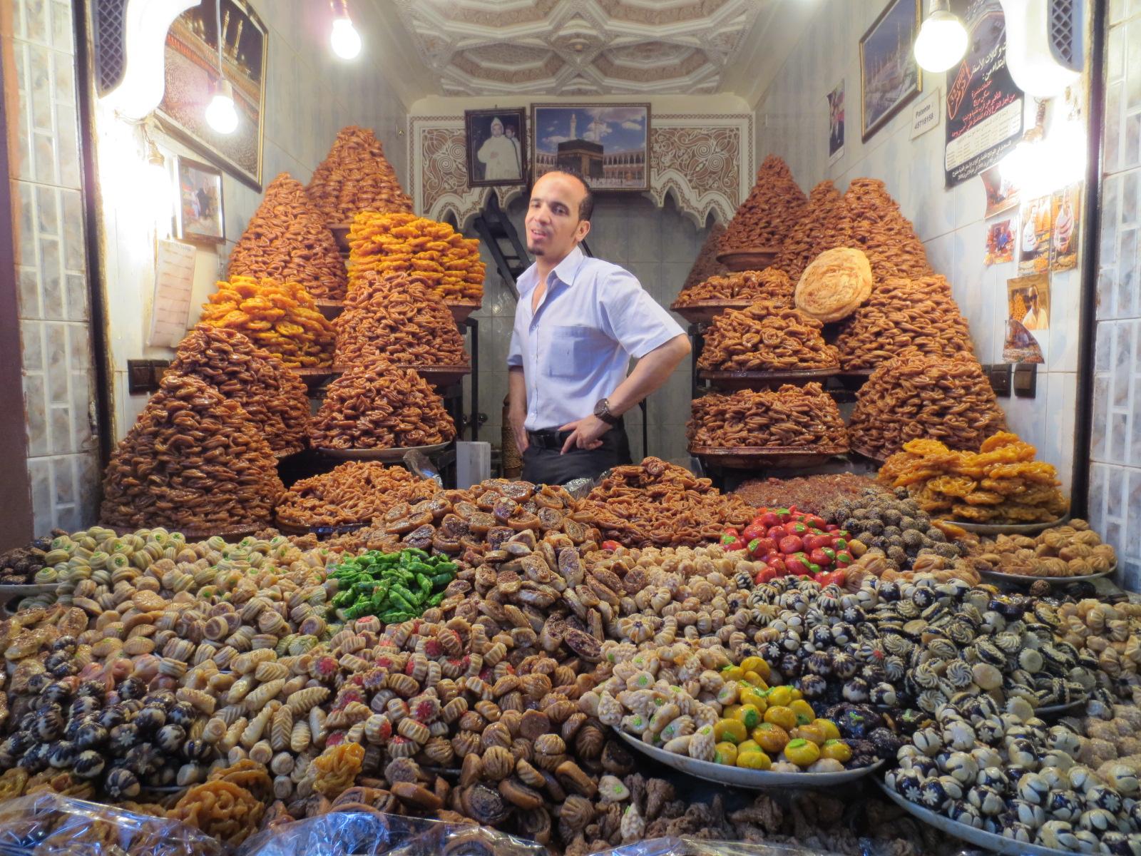 File p tisserie marocaine 010 jpg wikimedia commons - Journal de la patisserie ...