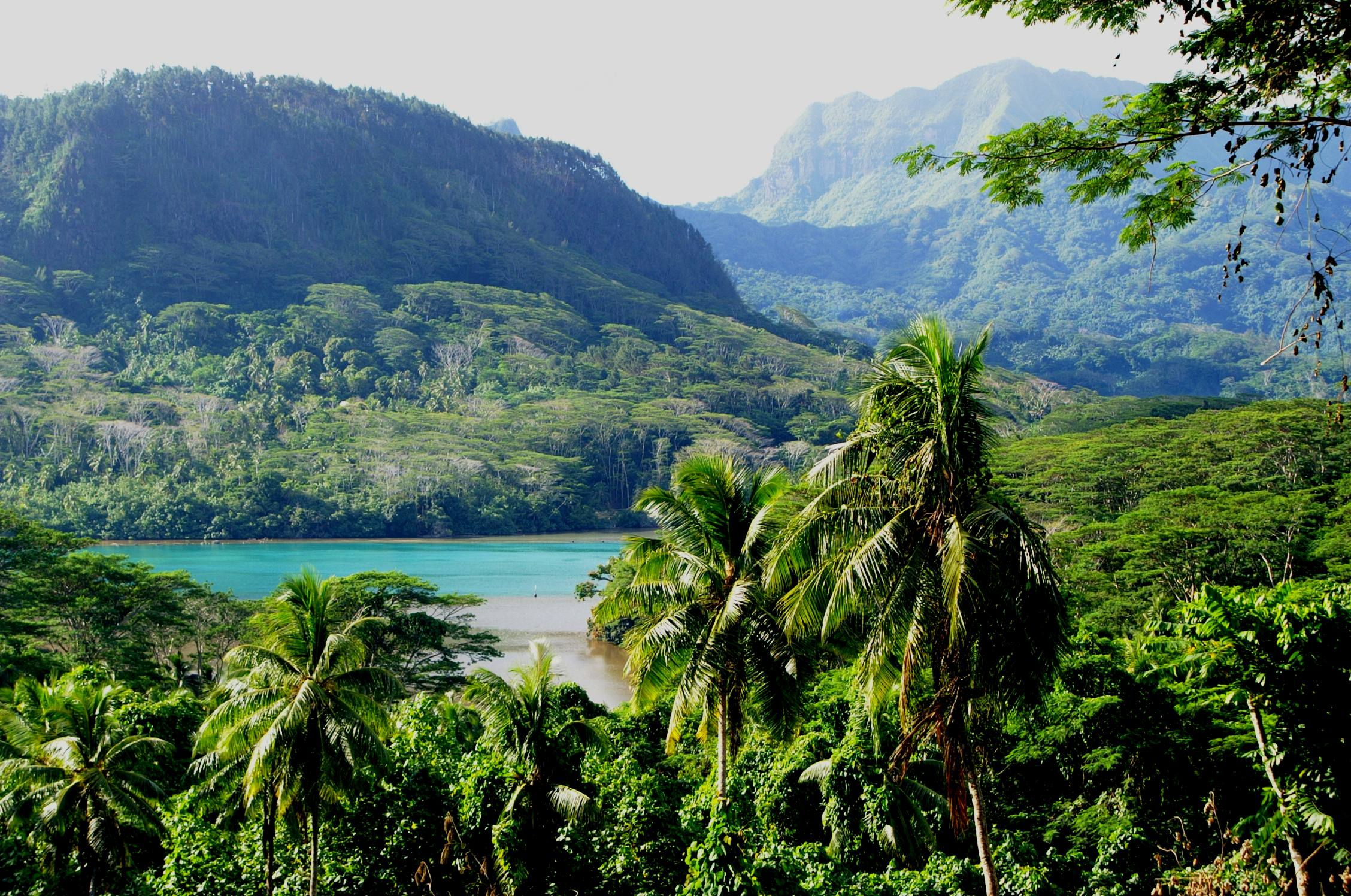 Huahine – Travel guide at Wikivoyage