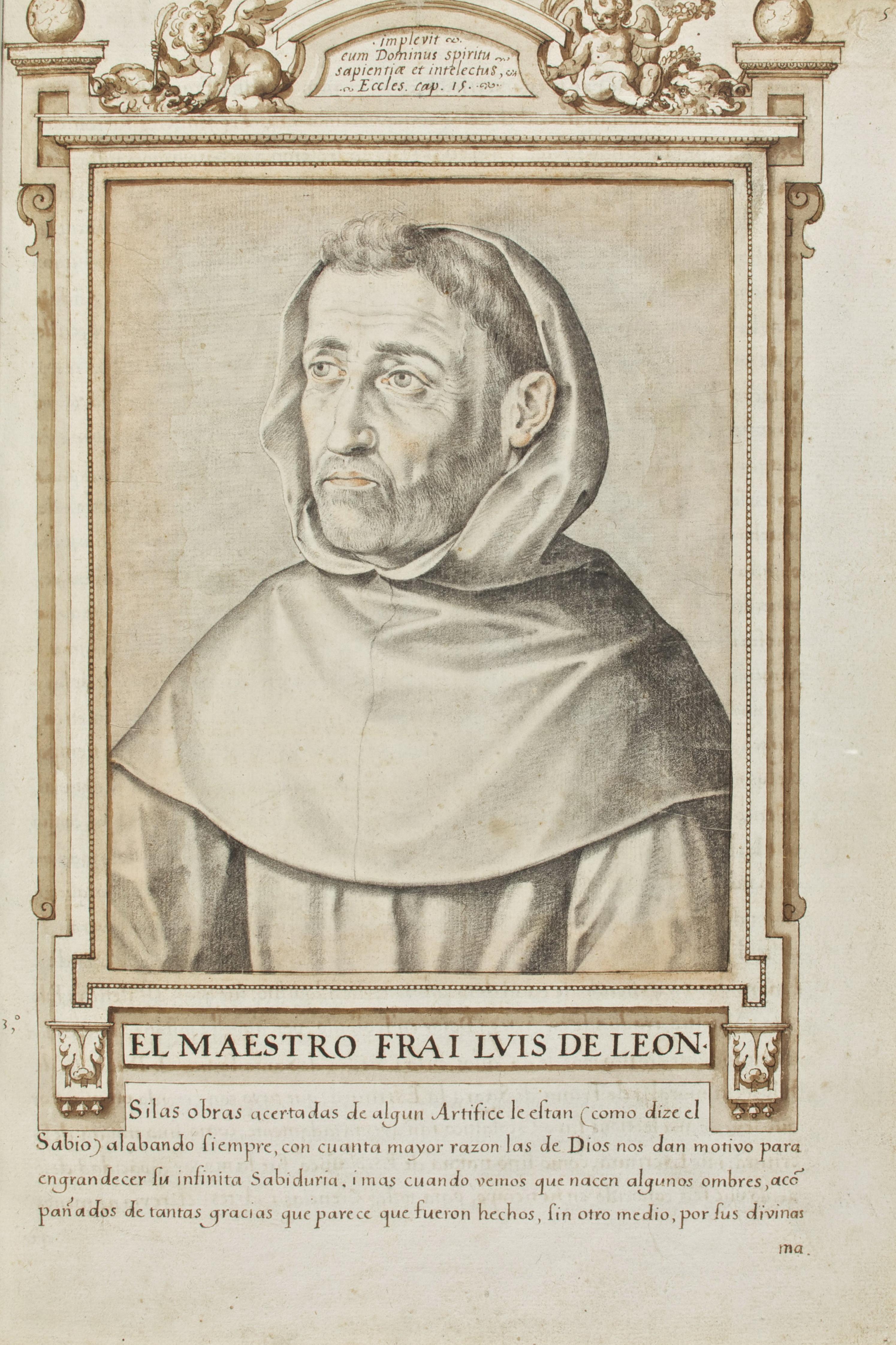 Luis de León - Wikipedia, la enciclopedia libre