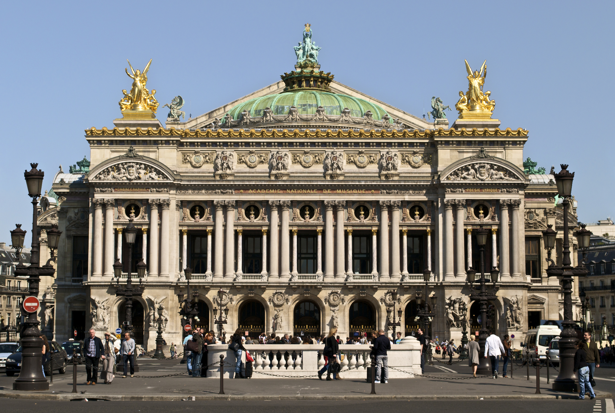 Description paris opera full frontal architecture may 2009 sky jpg