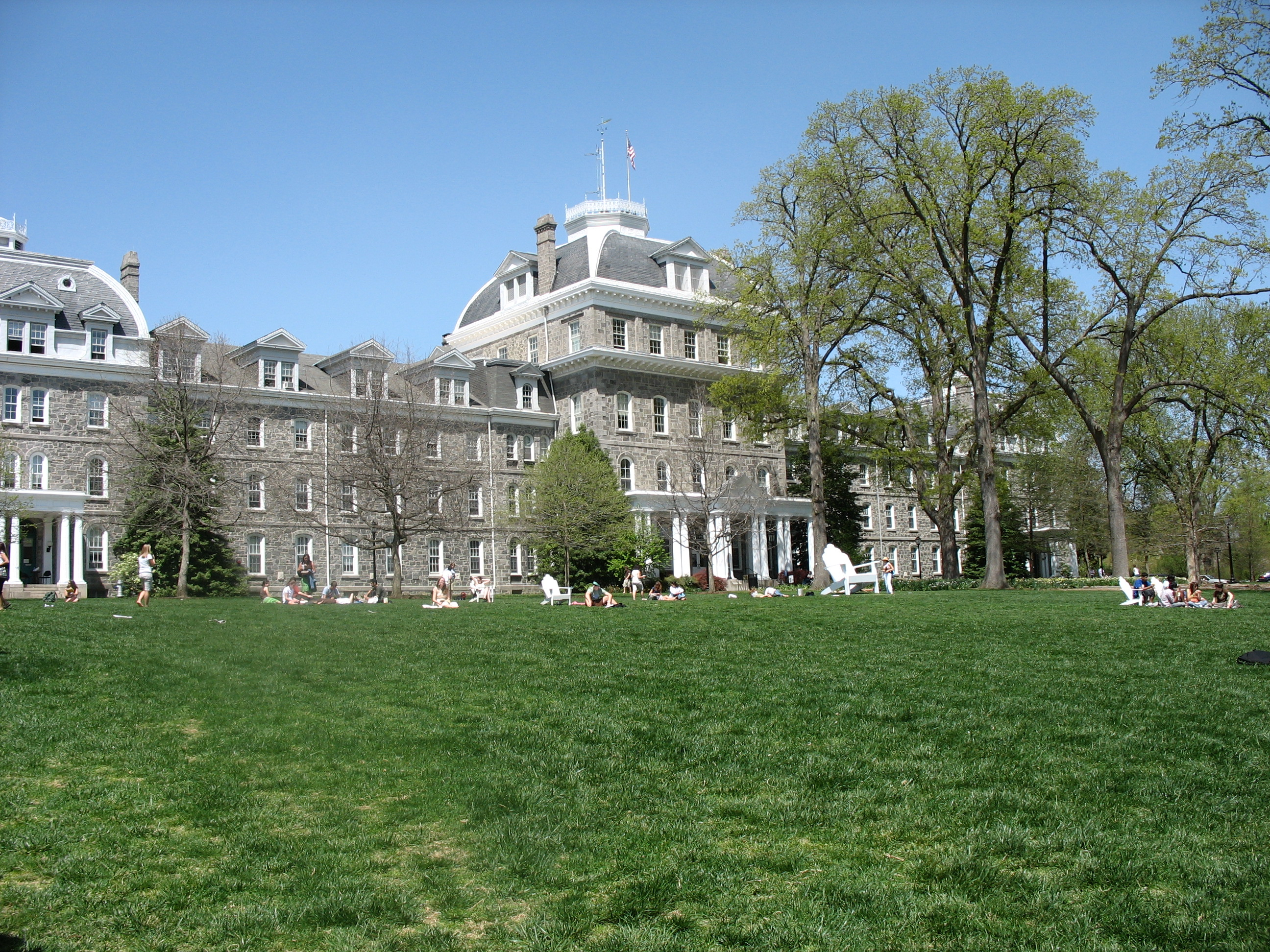 image of Swarthmore College