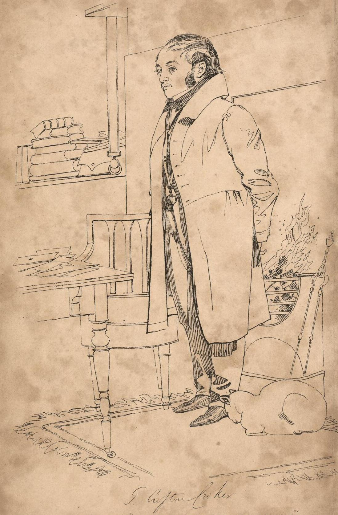 Thomas Crofton Croker - Wikipedia