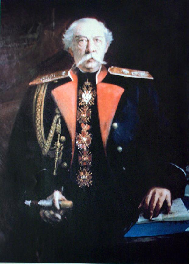 генерал князь Григорий Леванович Дадиани