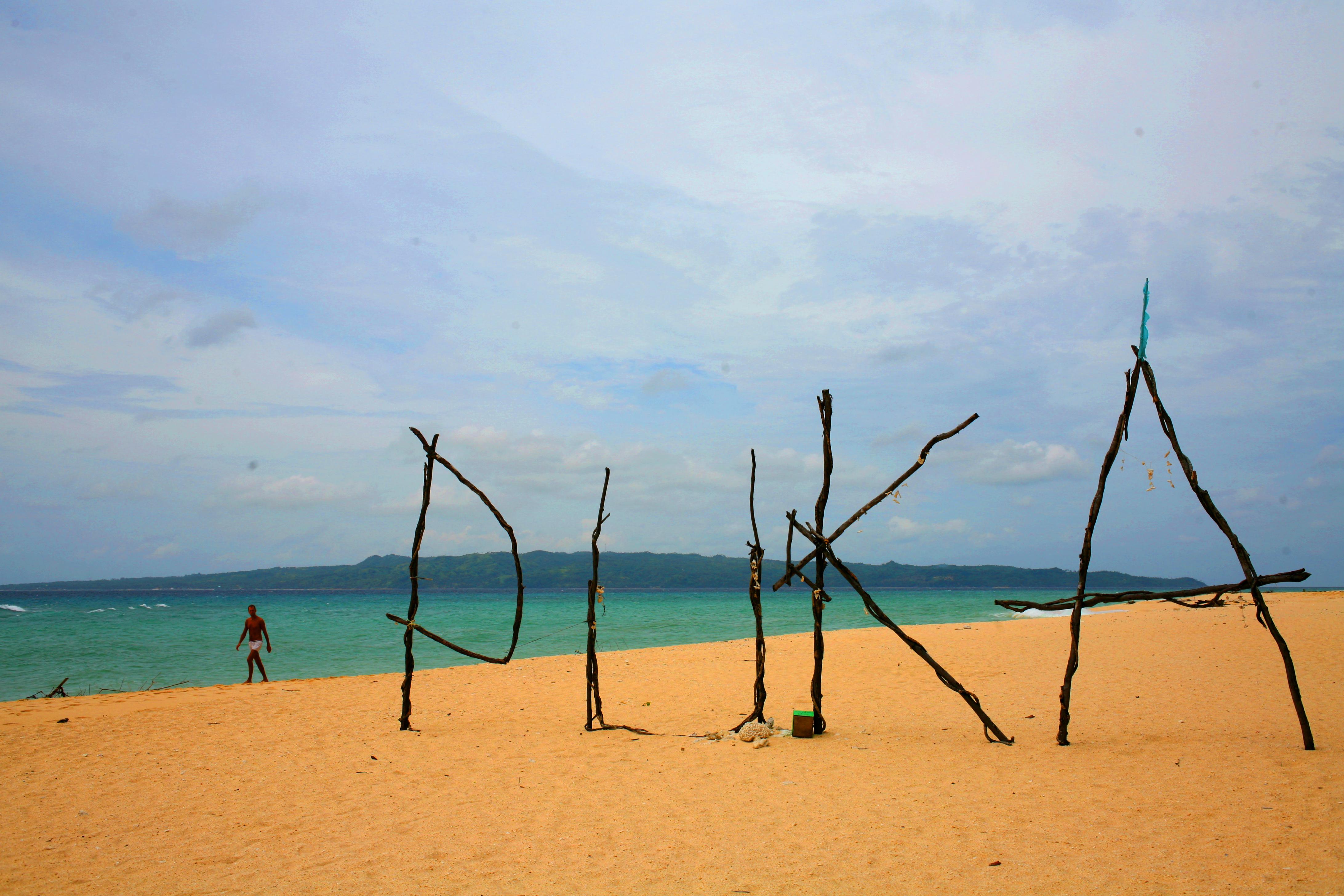 File Puka Beach Boracay Philippines Jpg
