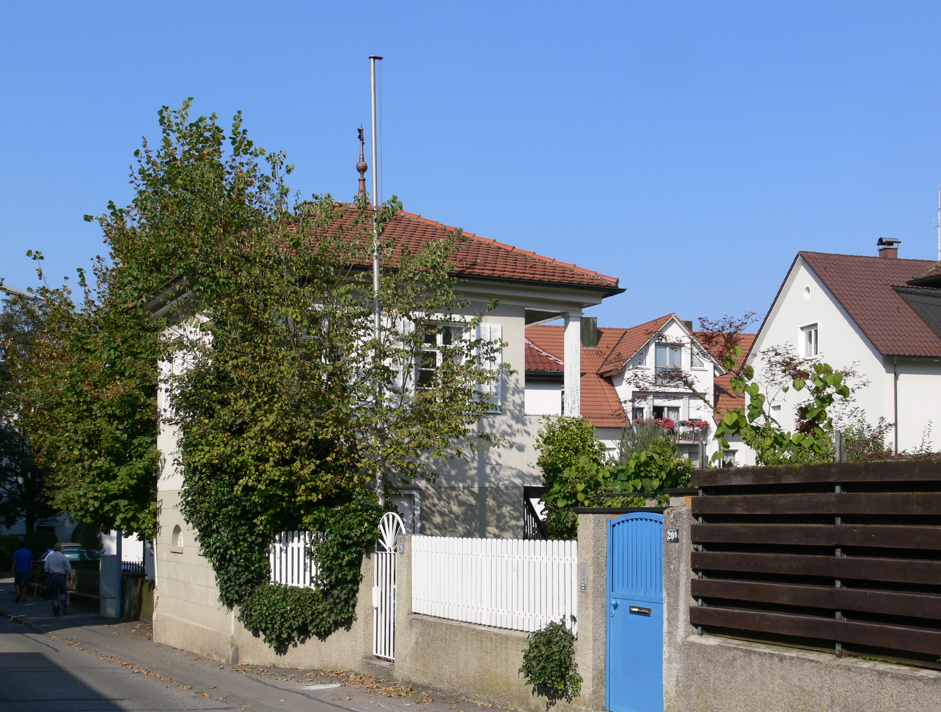Datei Ravensburg Kuppelnaustrasse Gartenhaus 2 Jpg Wikipedia
