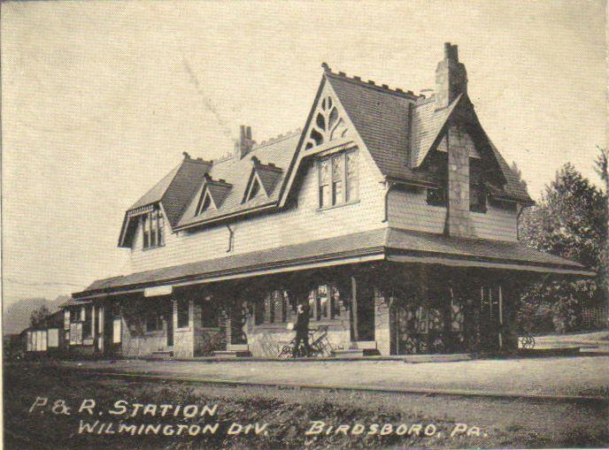 birdsboro station