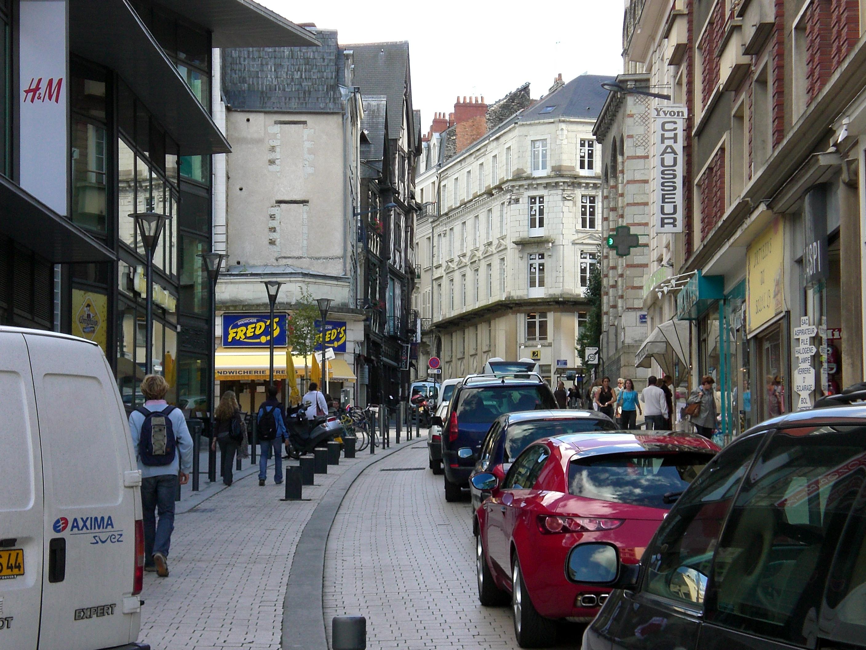 Camera Centre Ville Bordeaux