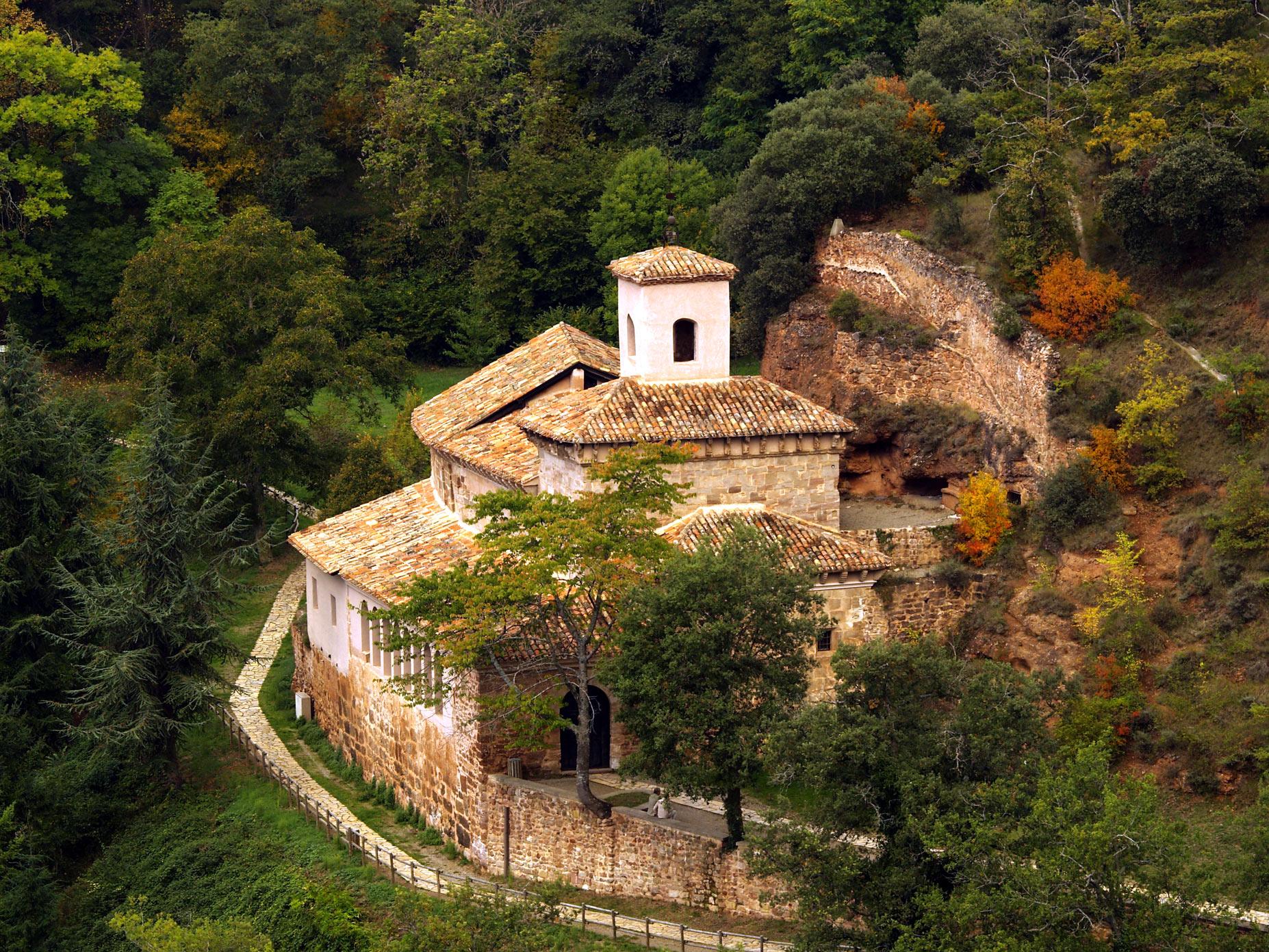 San Millán de Suso ©Cenobio