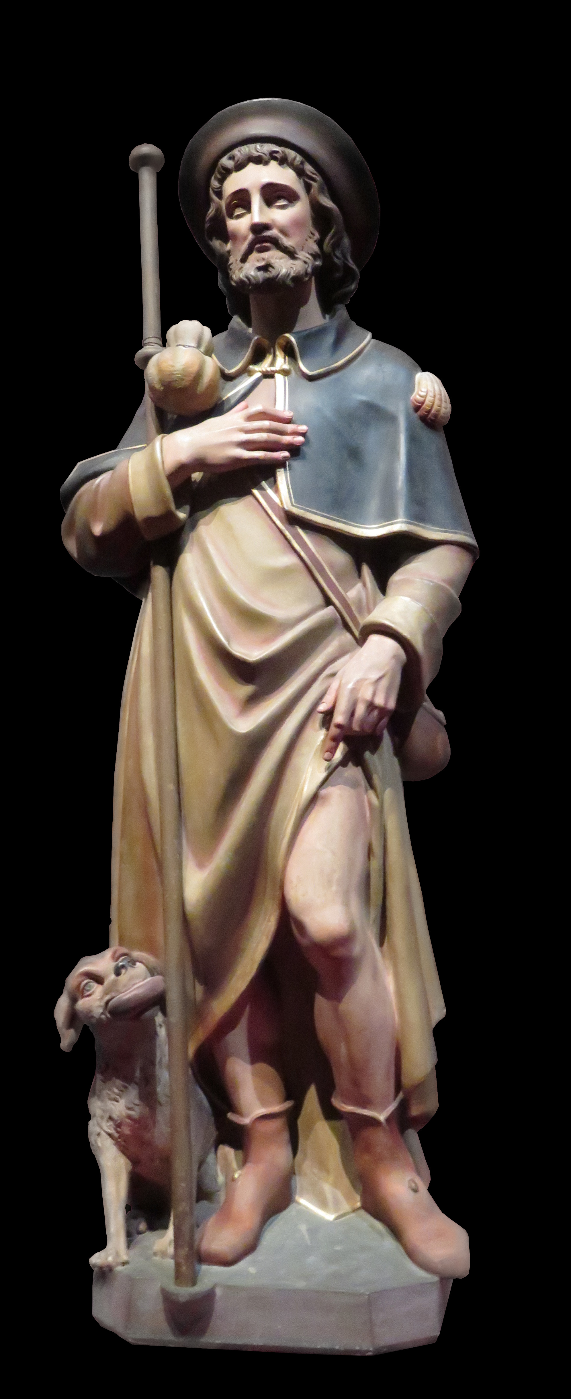 File:Saint Roch - original - transparent background.jpg ...