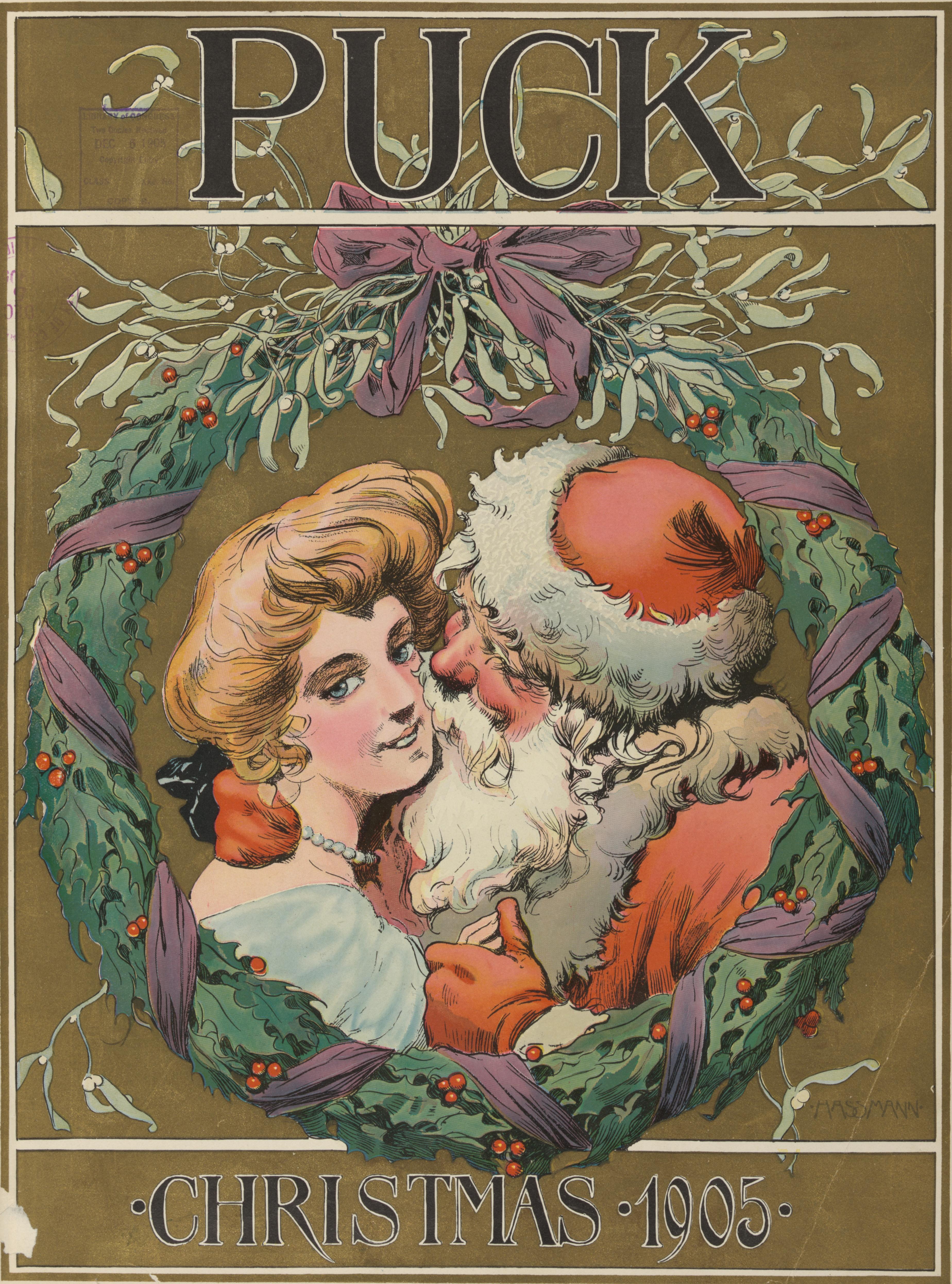 10 surprising early versions of santa claus mental floss