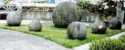 Costa Rican Spheres