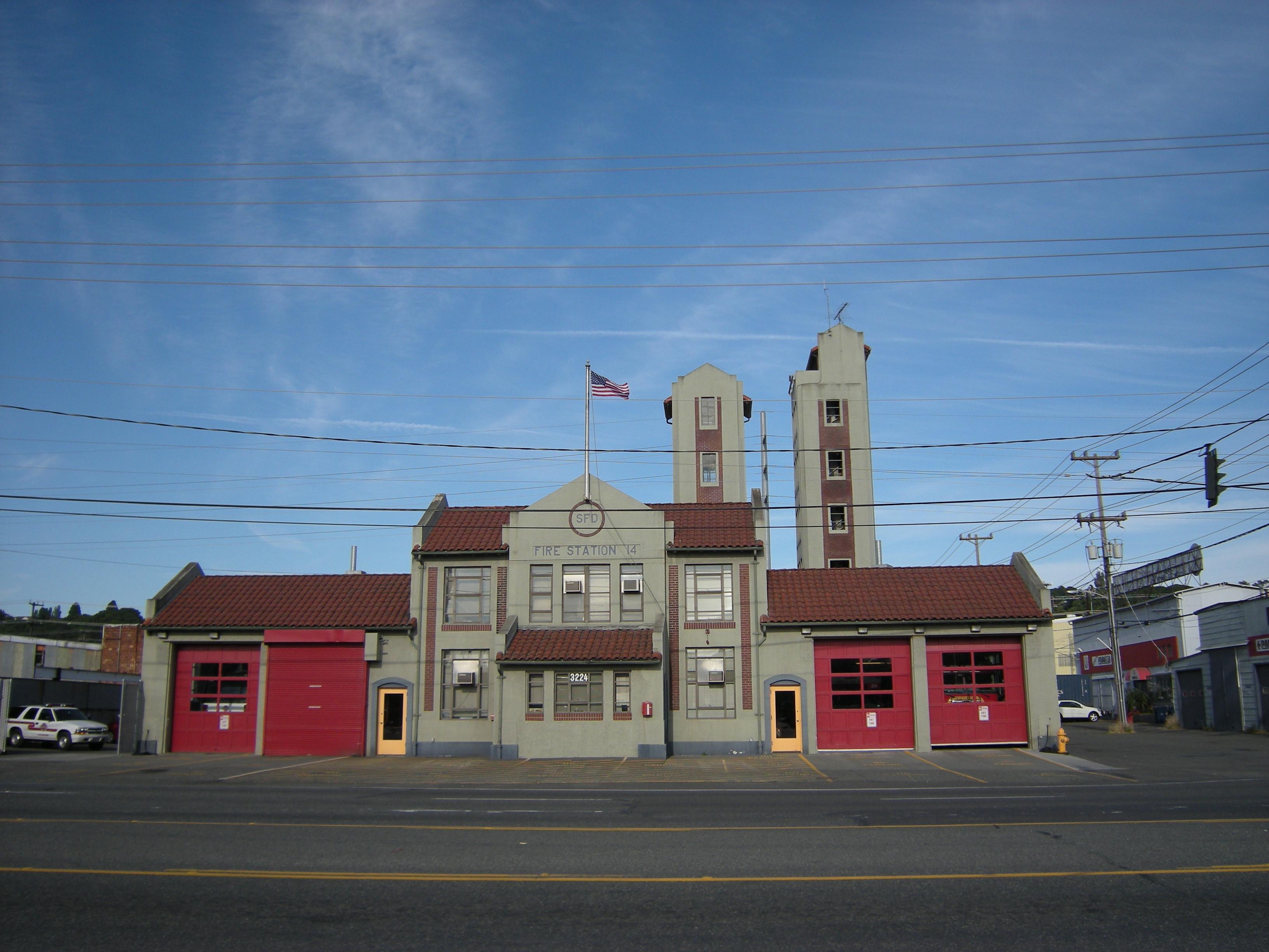 Fire Department Bunk Room Furniture