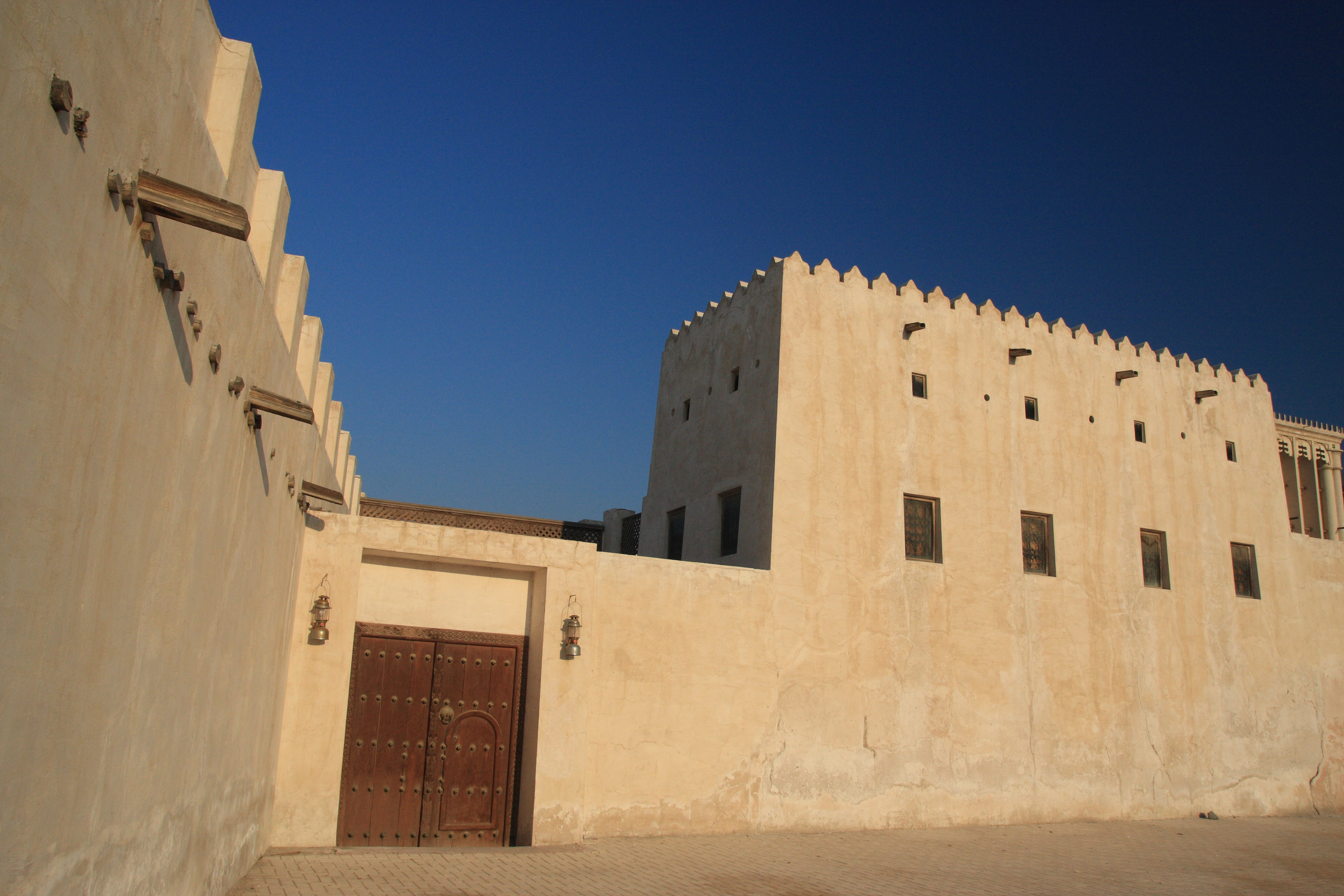 Heritage area- one of the top attractions in Sharjah