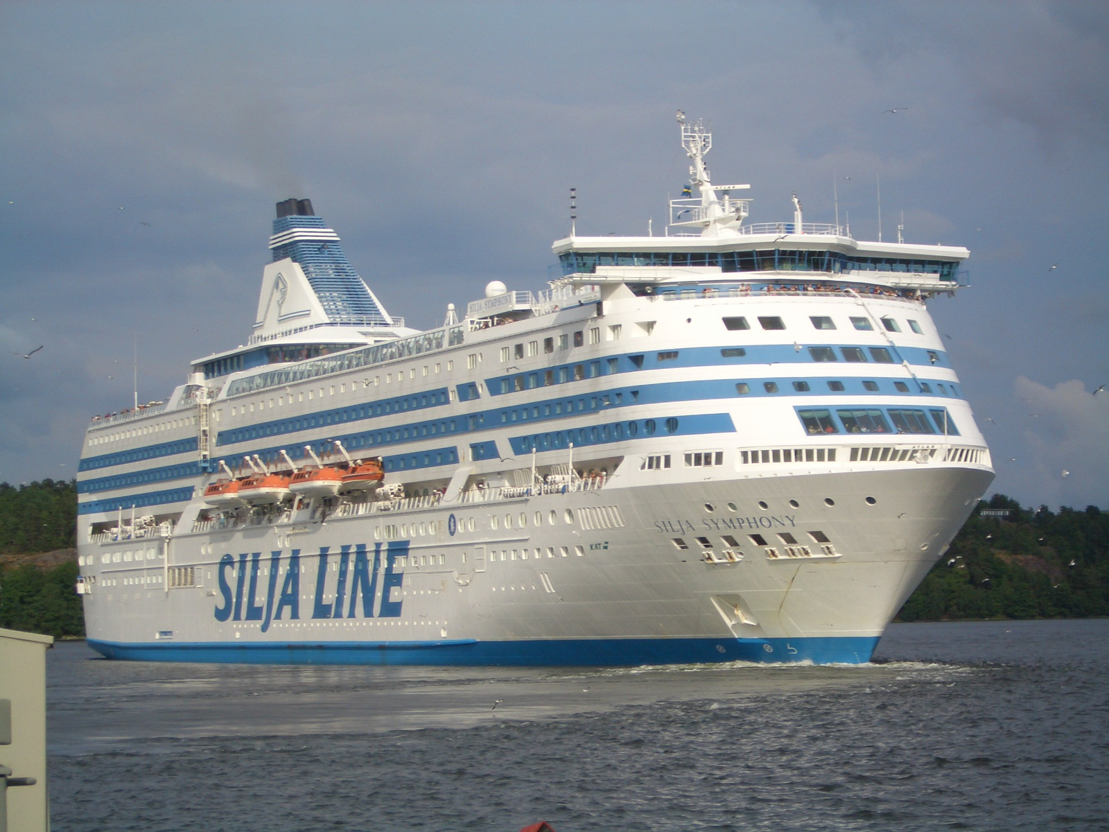 M/S Silja Symphony – Wikipedia