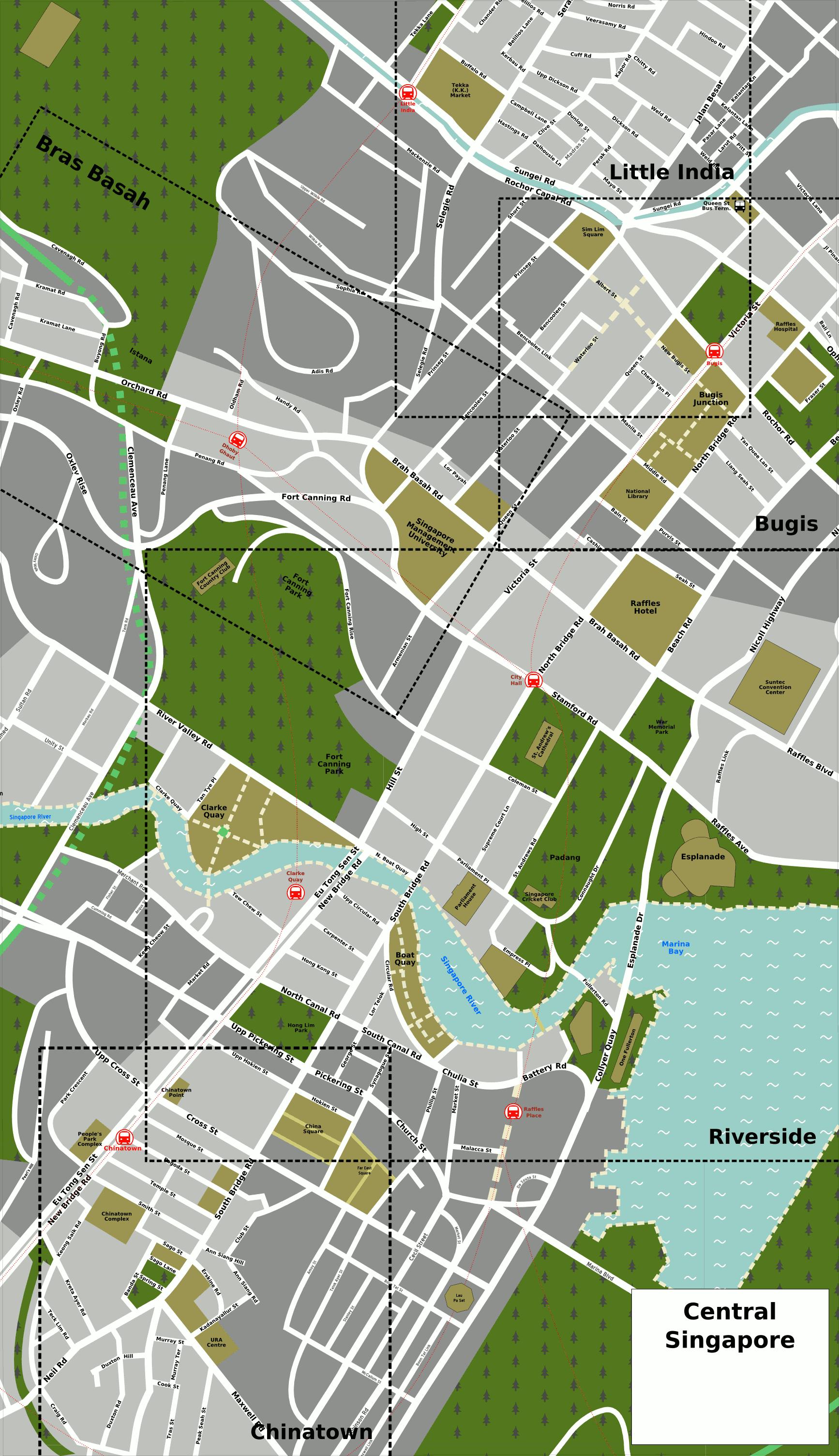 Singapore: Wikivoyage