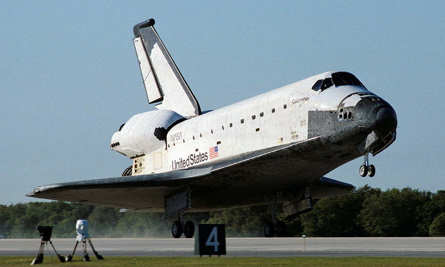 space shuttle to columbia - photo #2