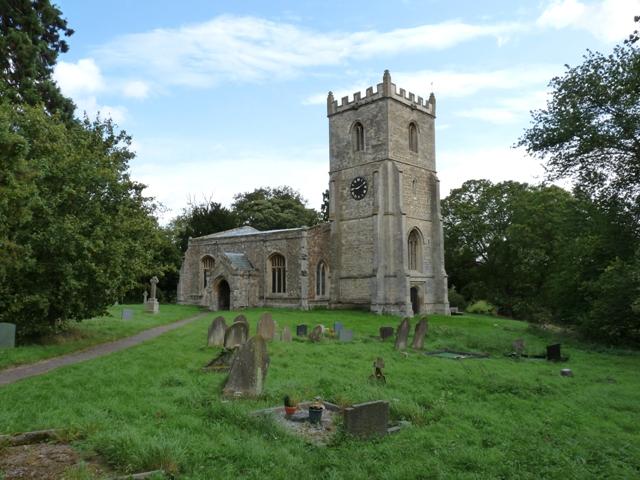 File:St James's Church, Croxton, Cambs - geograph.org.uk - 1473187.jpg