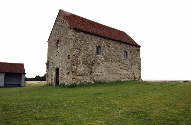 File:St Peter on the Wall, Bradwell juxta Mare, Essex - geograph.org.uk - 965205.jpg