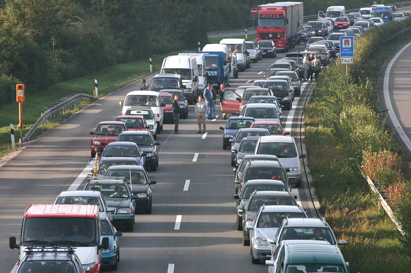 Verkehrsstau Wikipedia
