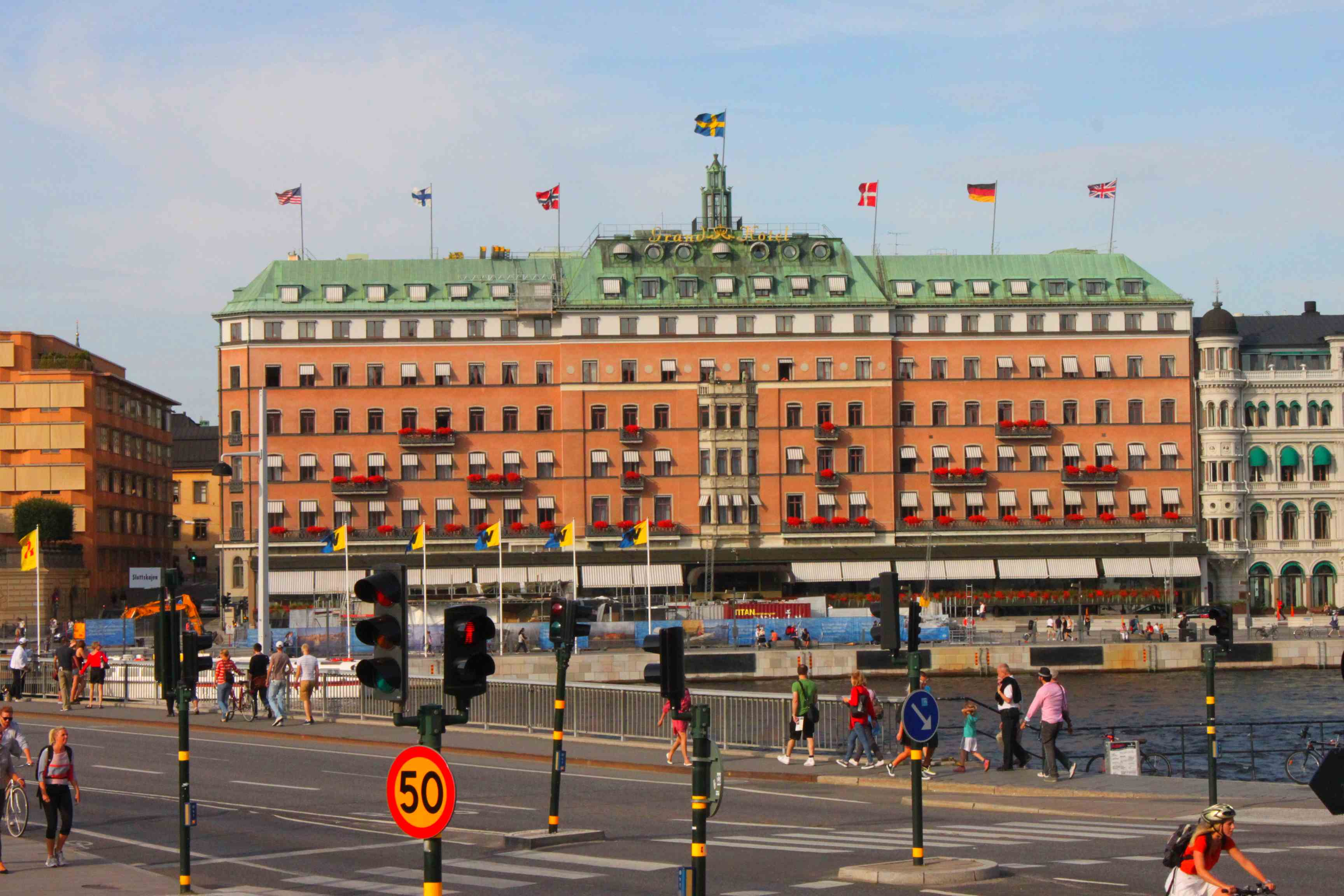 Grand Hotel Stockholm Presidential Suit