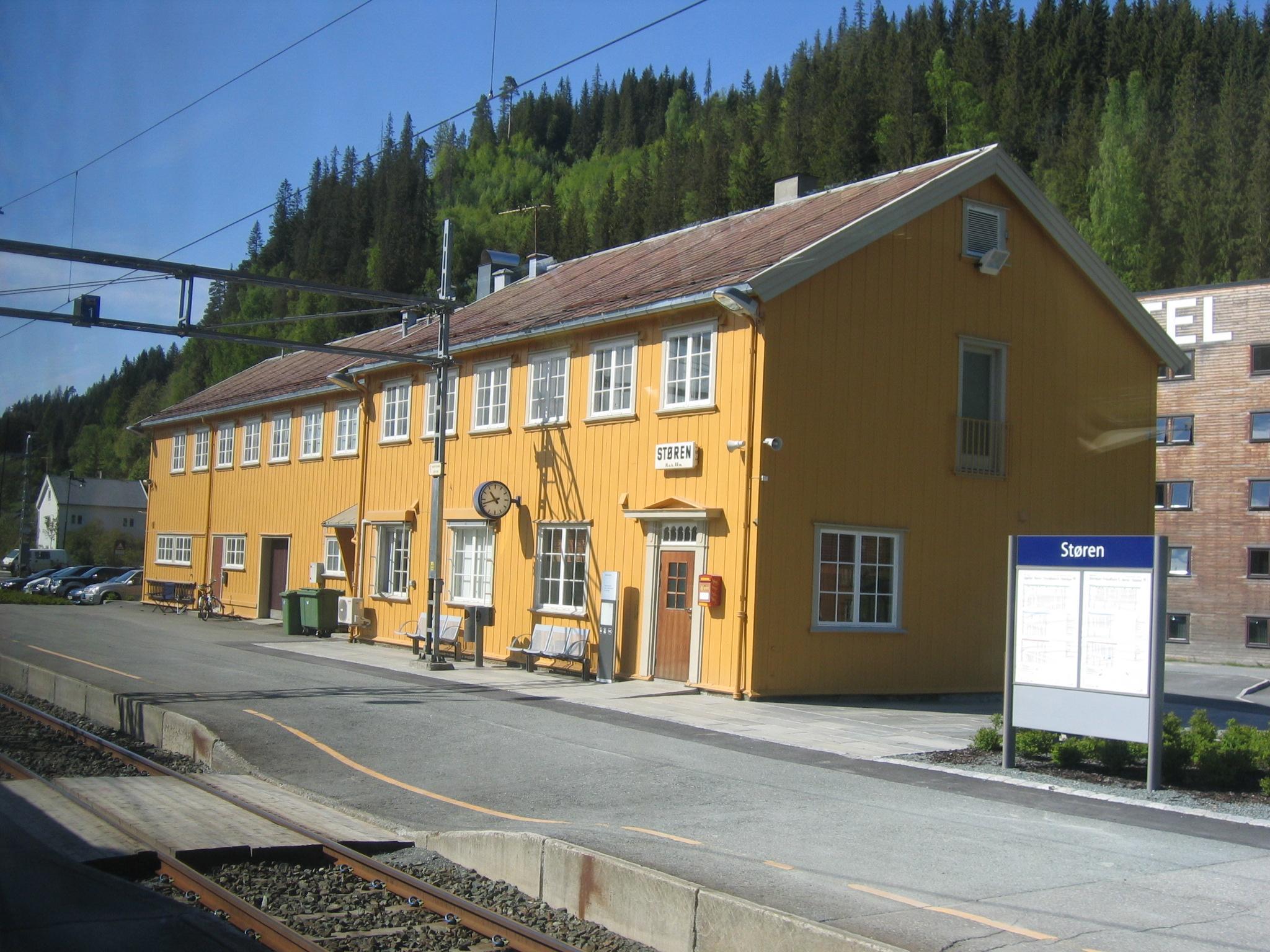 Podłączyć Trondheim