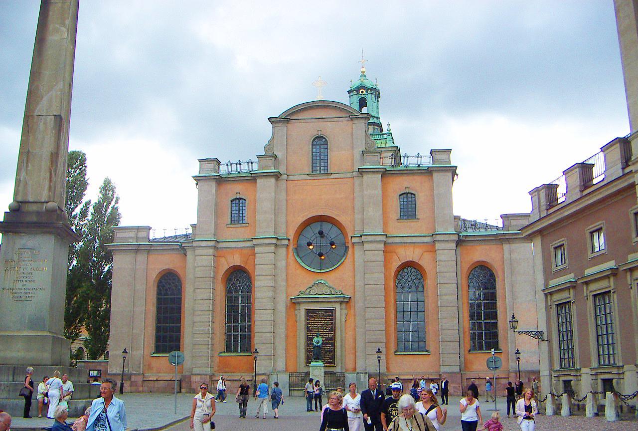 domkyrkan stockholm