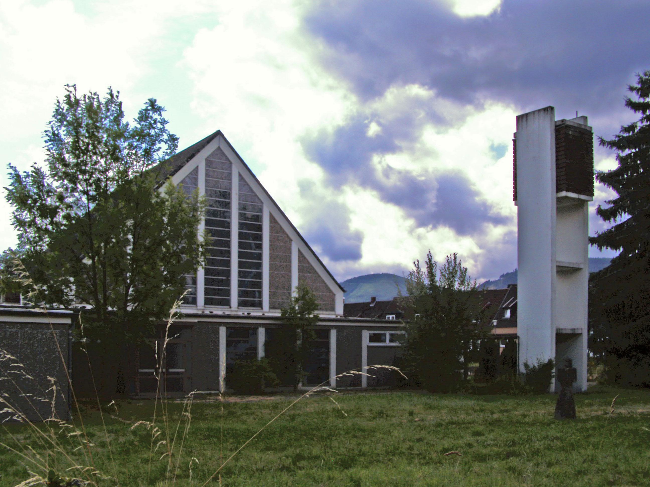 Katholische kirche goslar gottesdienste